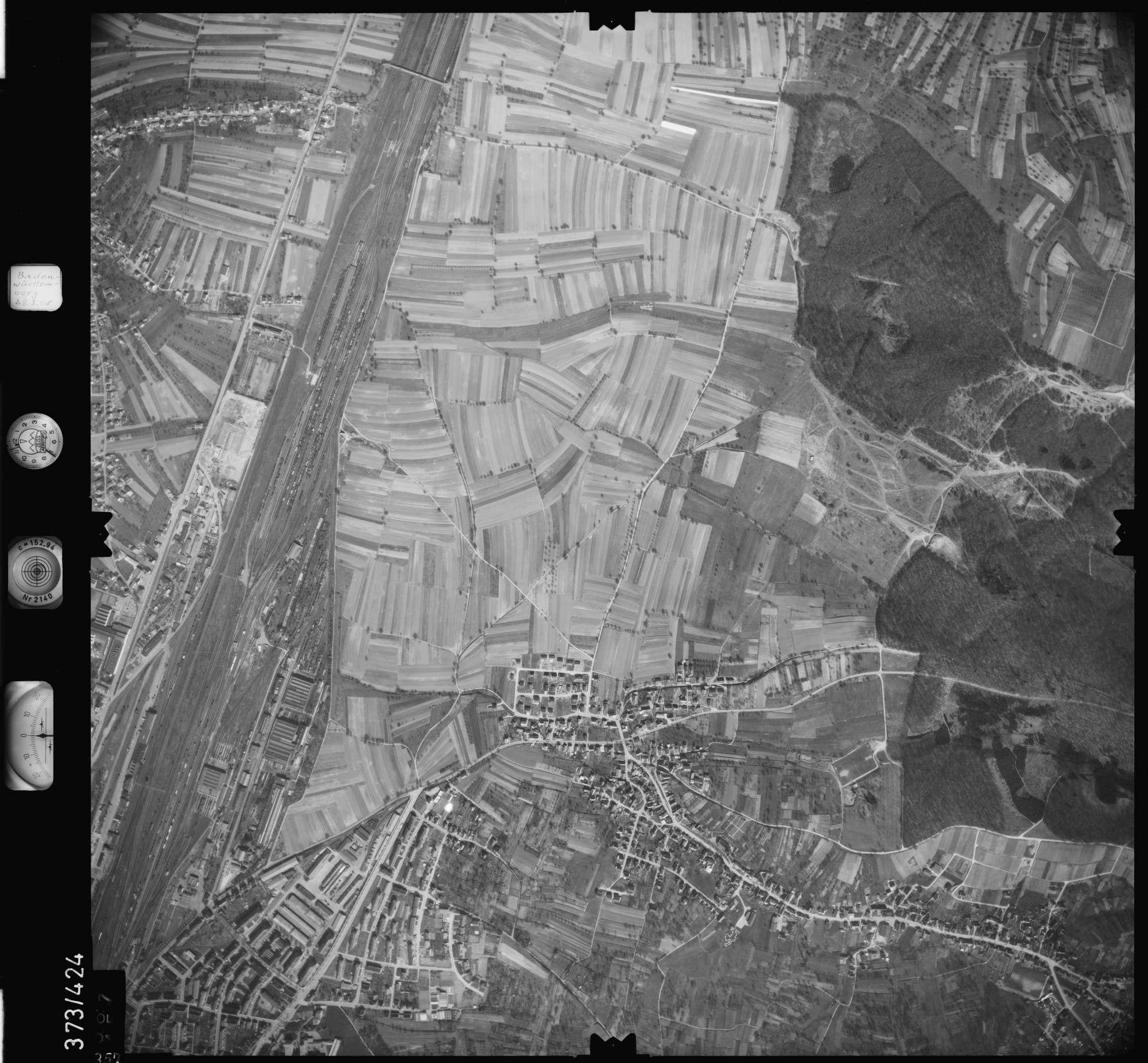 Luftbild: Film 28 Bildnr. 357, Bild 1