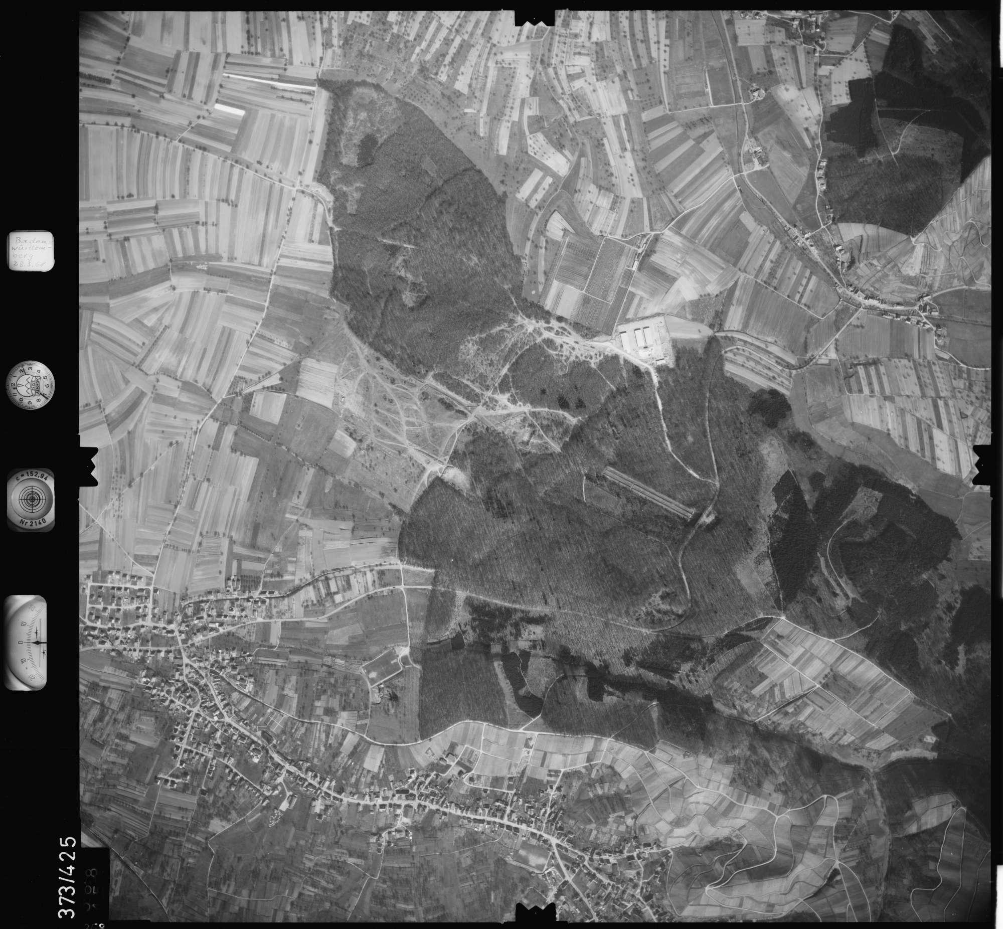 Luftbild: Film 28 Bildnr. 358, Bild 1