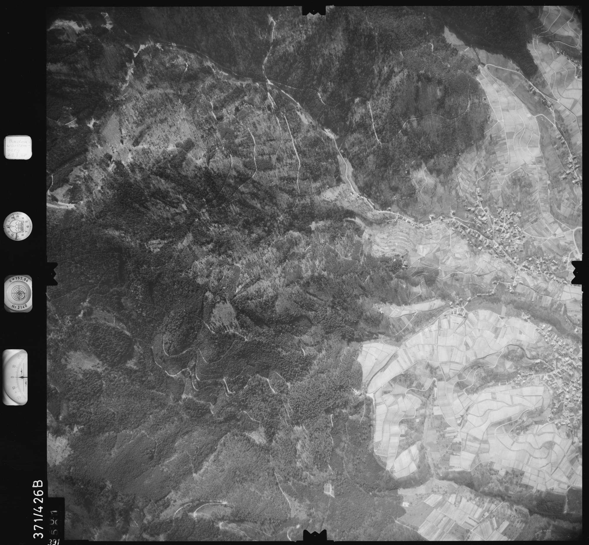 Luftbild: Film 28 Bildnr. 391, Bild 1