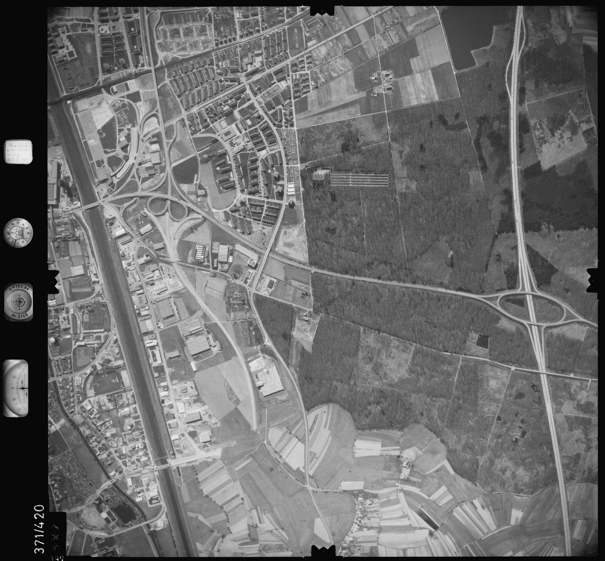 Luftbild: Film 28 Bildnr. 397, Bild 1