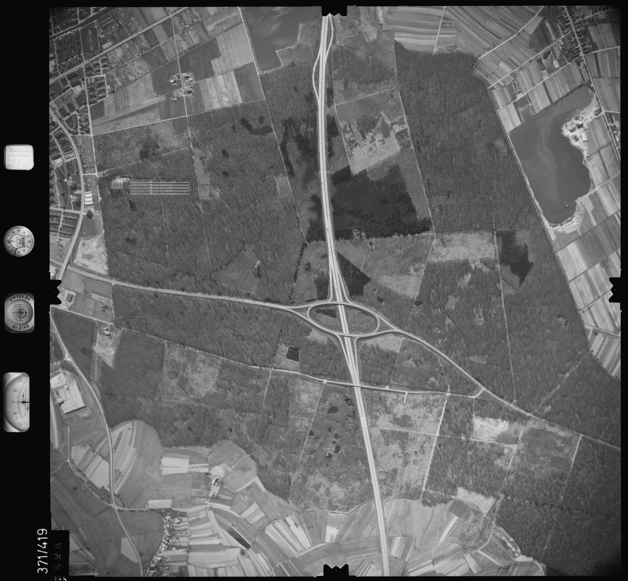 Luftbild: Film 28 Bildnr. 398, Bild 1