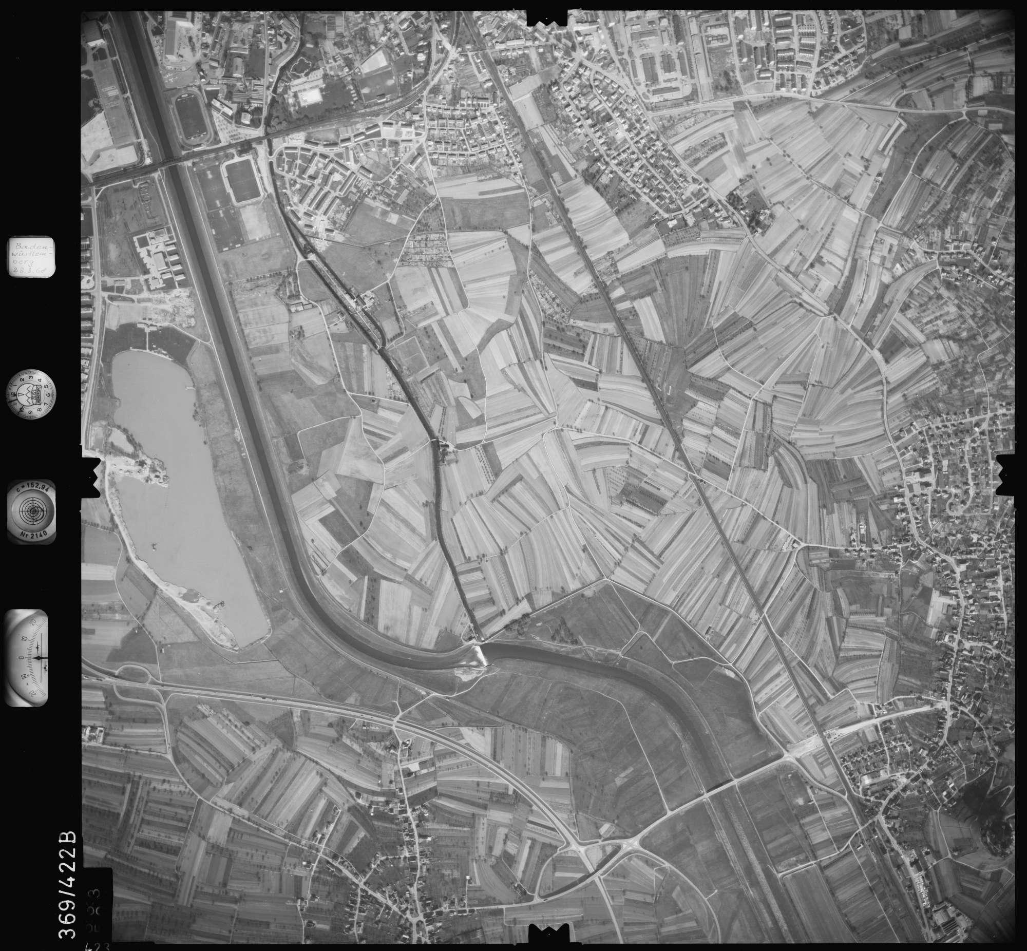 Luftbild: Film 28 Bildnr. 423, Bild 1