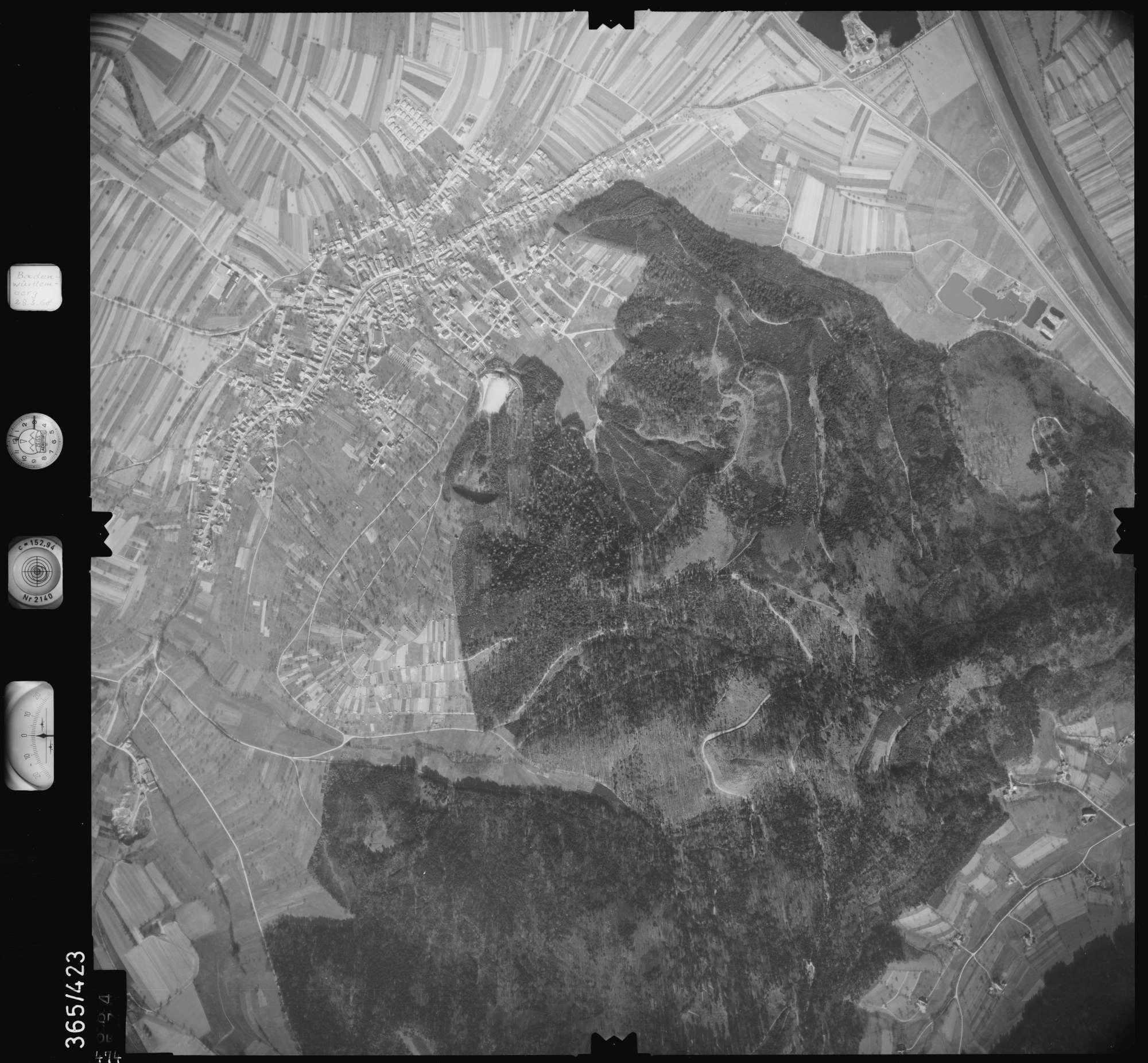 Luftbild: Film 28 Bildnr. 474, Bild 1