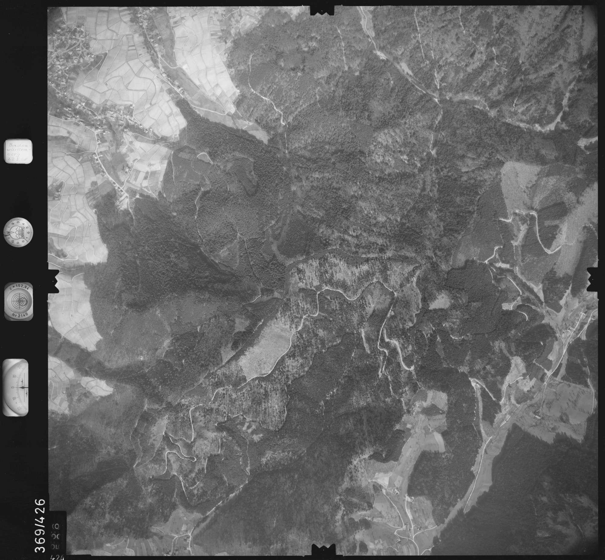 Luftbild: Film 28 Bildnr. 426, Bild 1