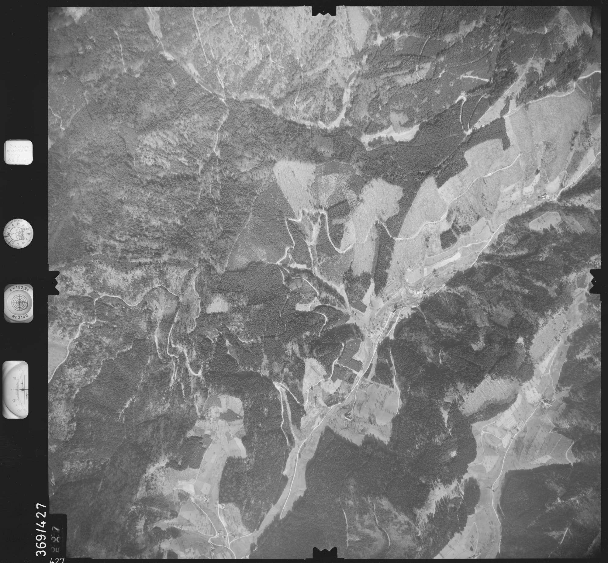 Luftbild: Film 28 Bildnr. 427, Bild 1