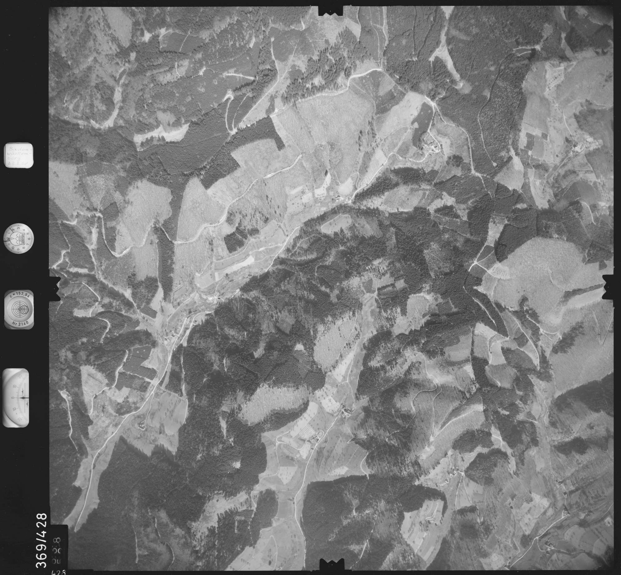 Luftbild: Film 28 Bildnr. 428, Bild 1
