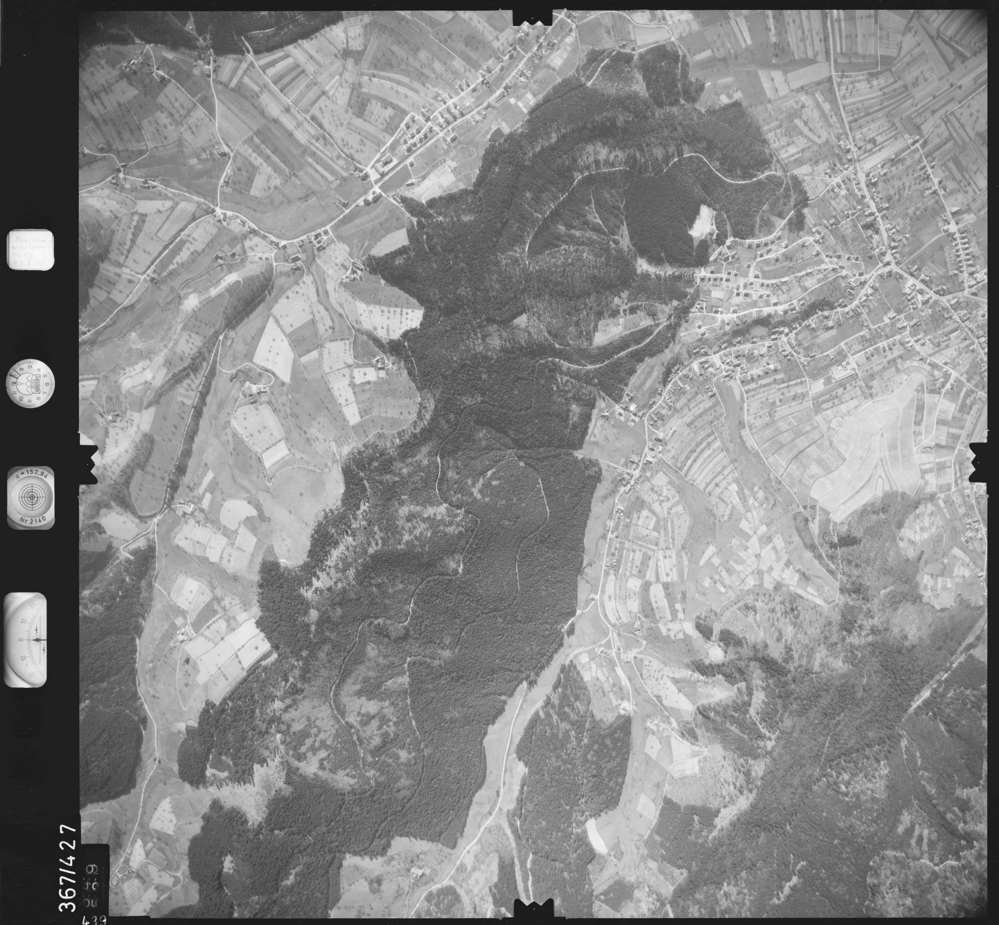 Luftbild: Film 28 Bildnr. 439, Bild 1