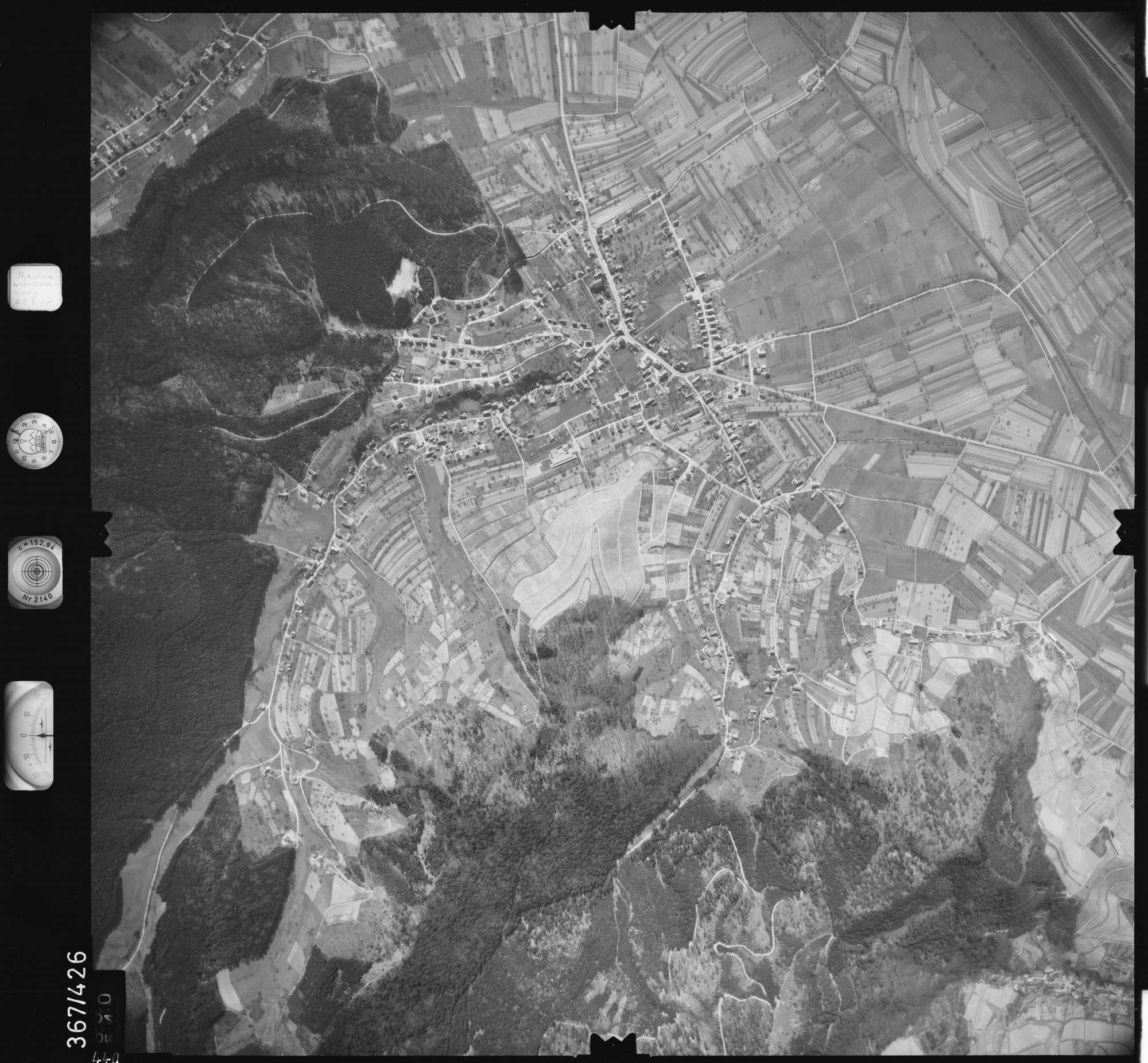 Luftbild: Film 28 Bildnr. 440, Bild 1