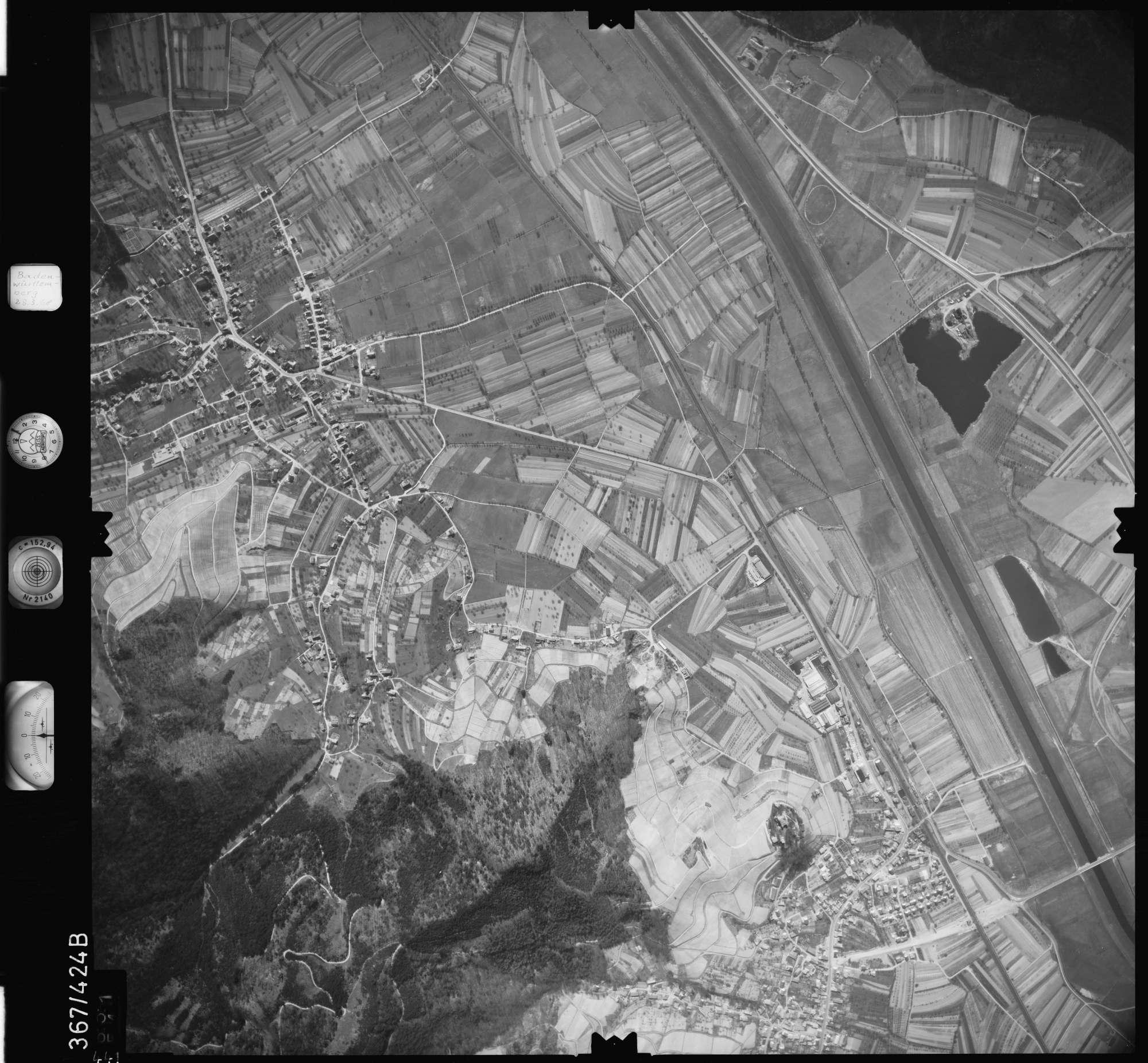 Luftbild: Film 28 Bildnr. 441, Bild 1