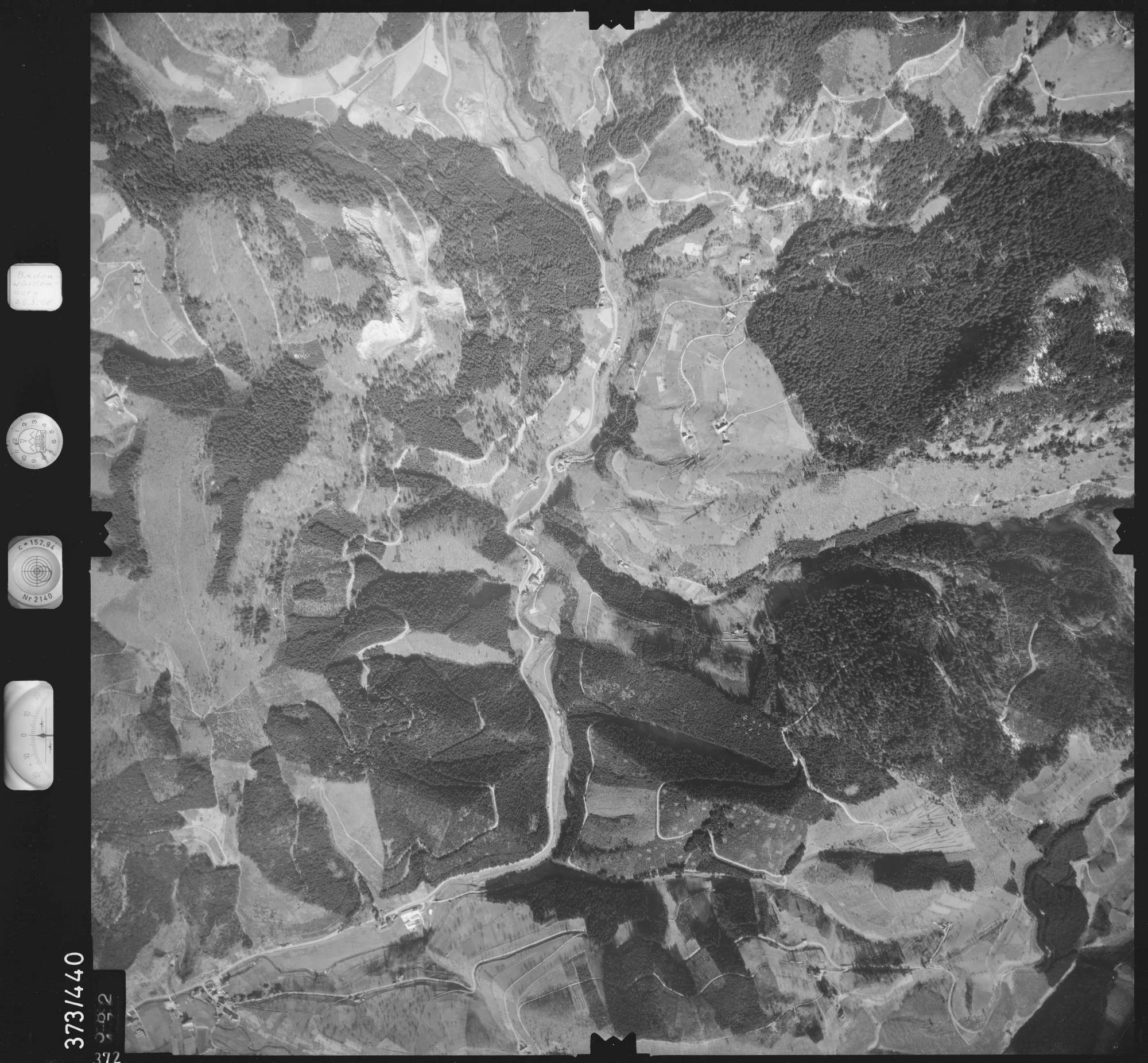 Luftbild: Film 28 Bildnr. 372, Bild 1