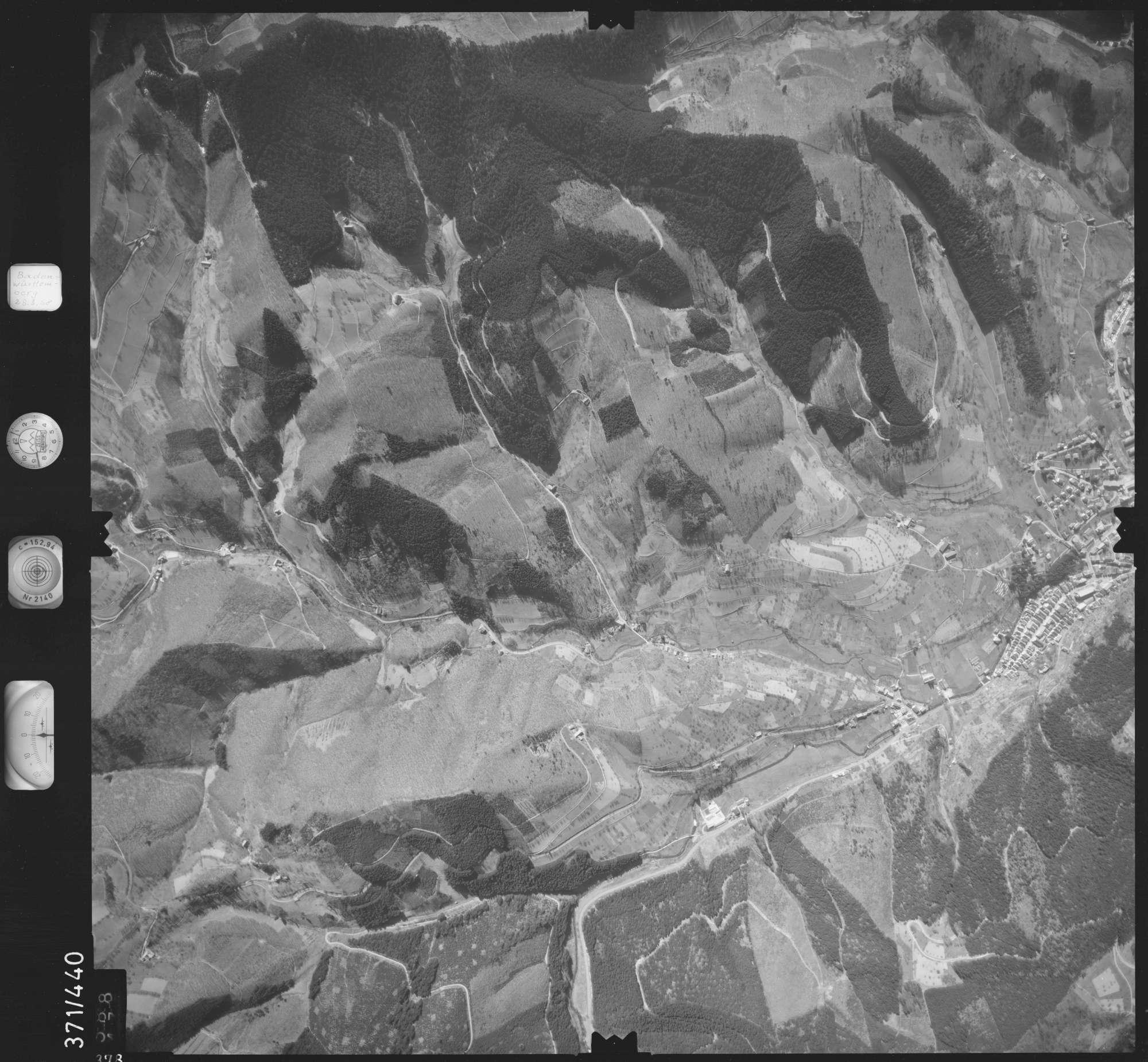 Luftbild: Film 28 Bildnr. 378, Bild 1