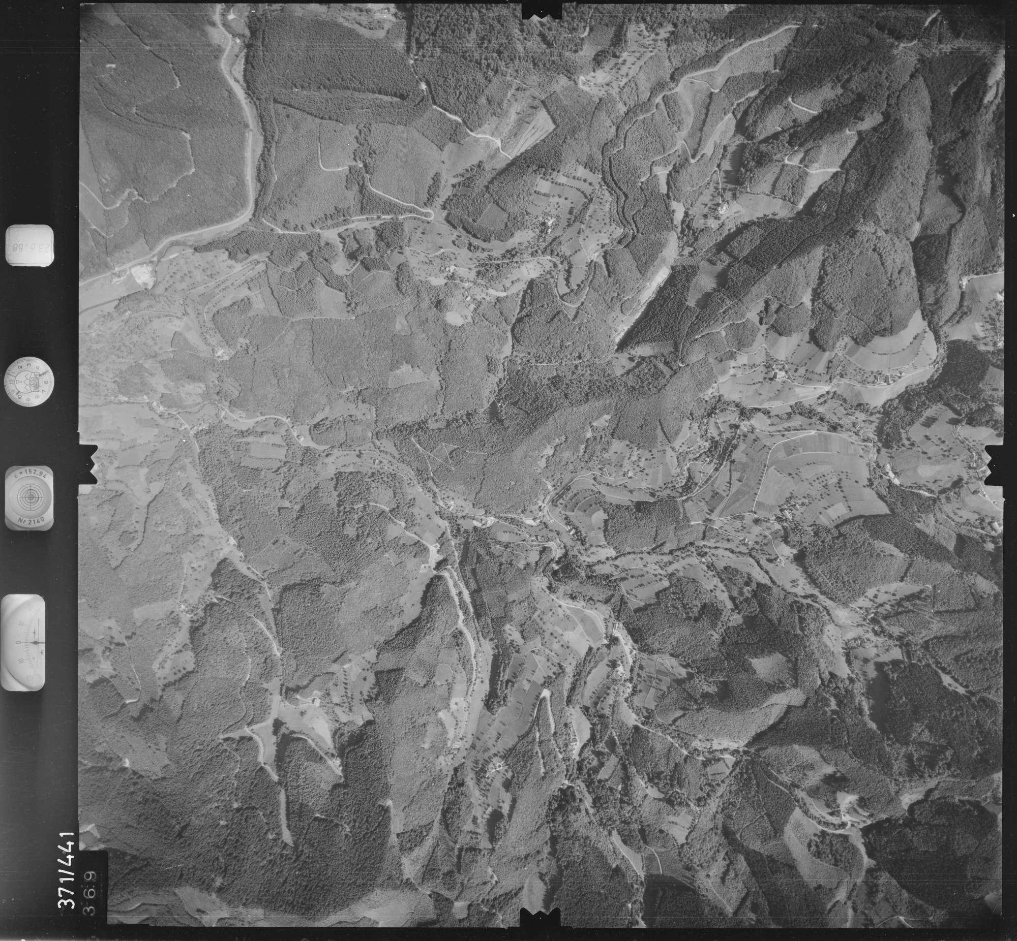 Luftbild: Film 29 Bildnr. 369, Bild 1