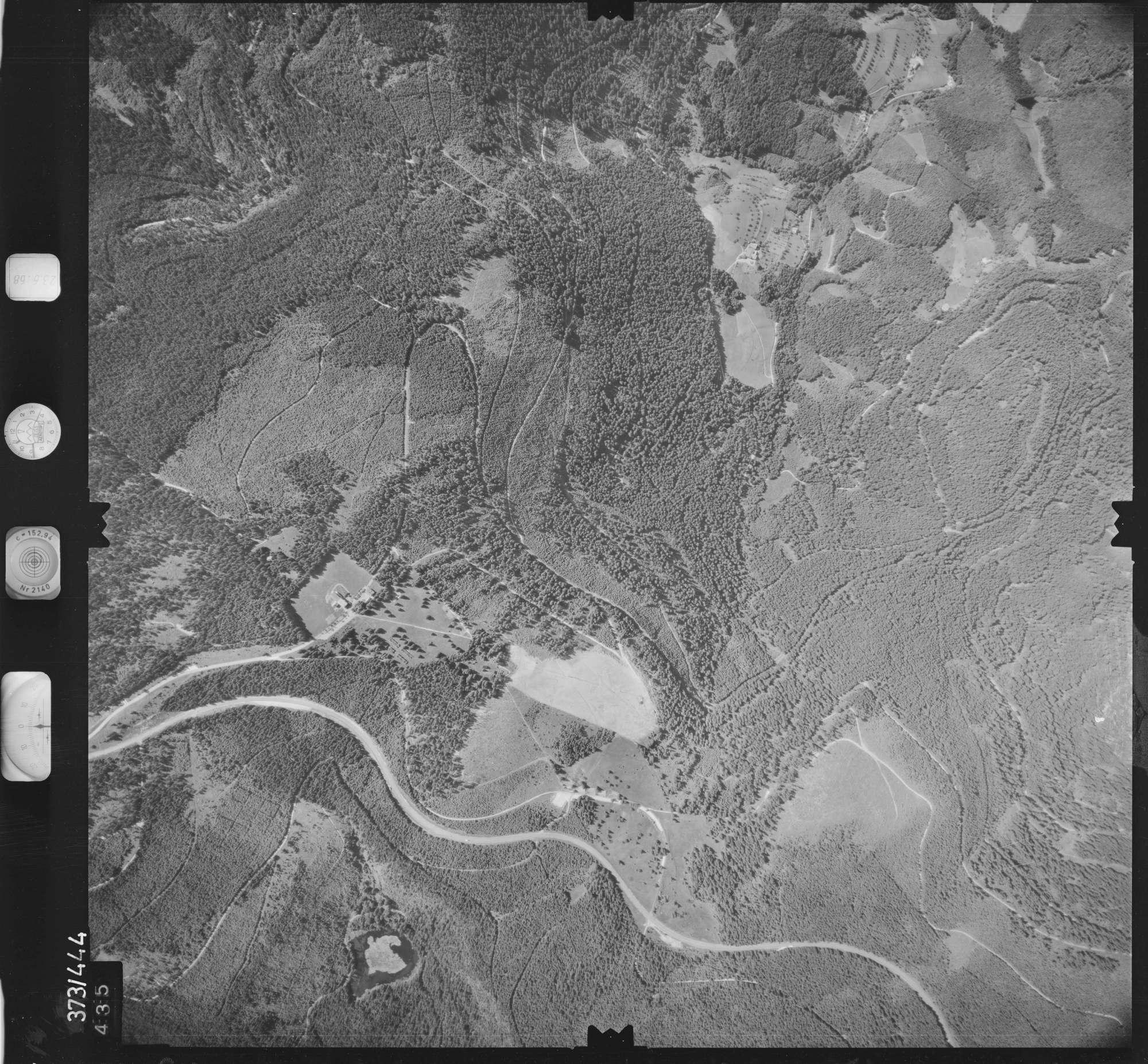 Luftbild: Film 29 Bildnr. 435, Bild 1