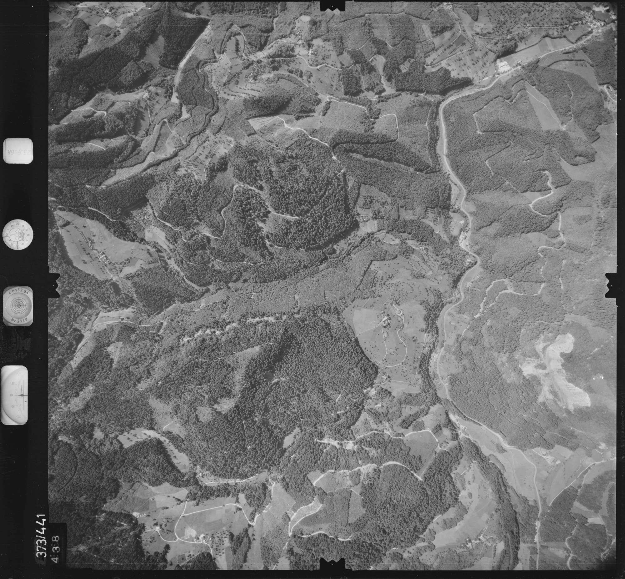 Luftbild: Film 29 Bildnr. 438, Bild 1