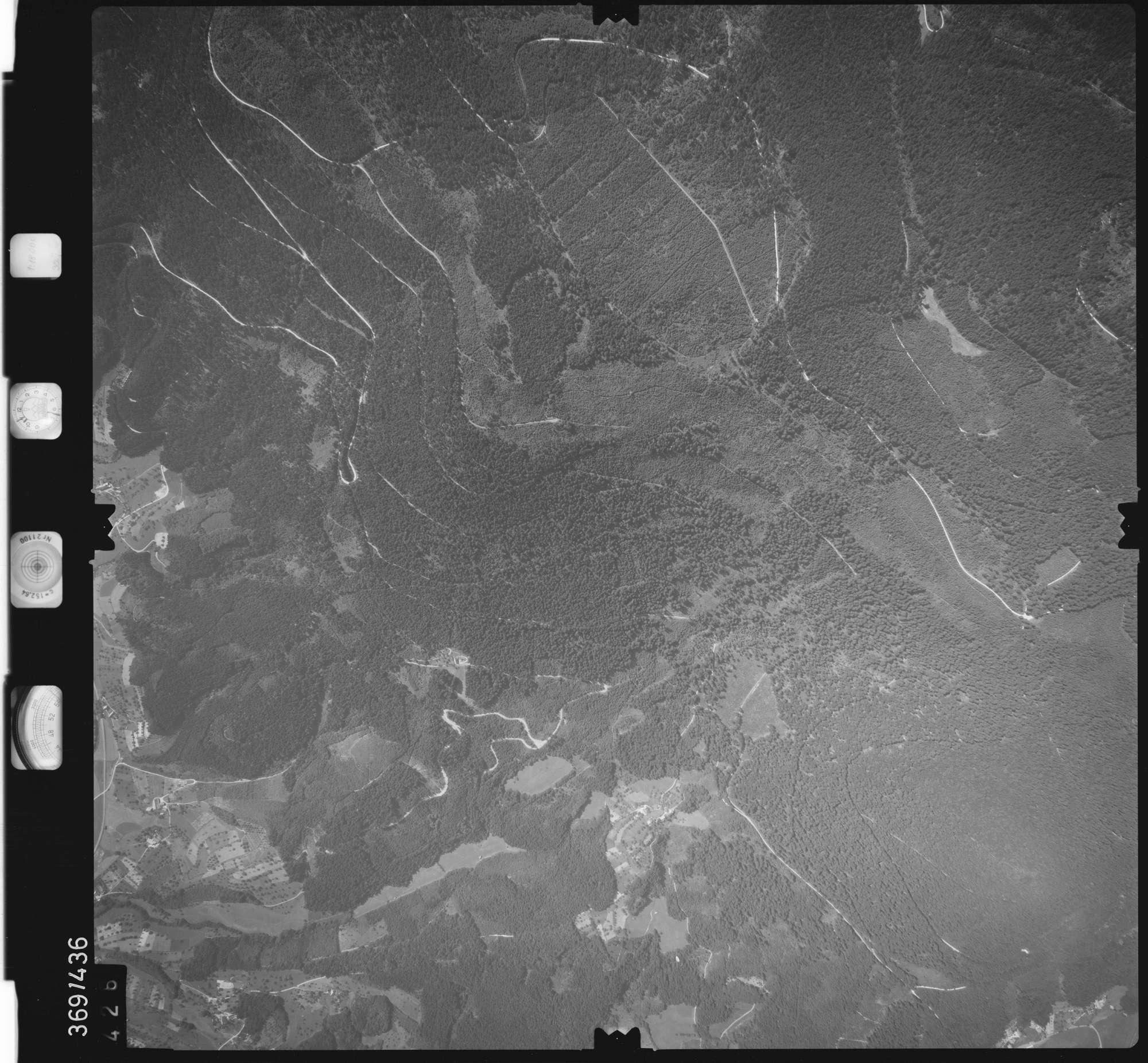 Luftbild: Film 90 Bildnr. 426, Bild 1