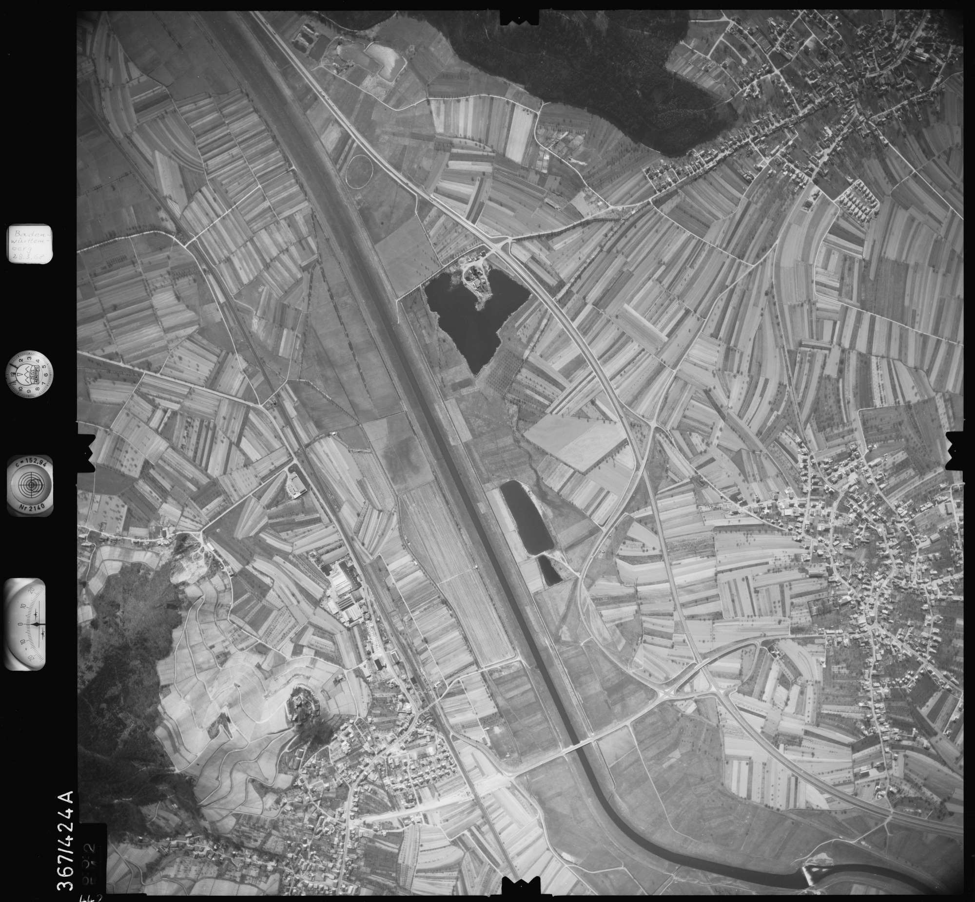 Luftbild: Film 28 Bildnr. 442, Bild 1
