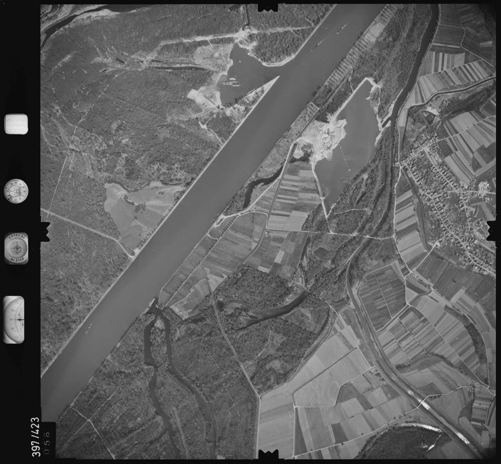 Luftbild: Film 11 Bildnr. 56, Bild 1