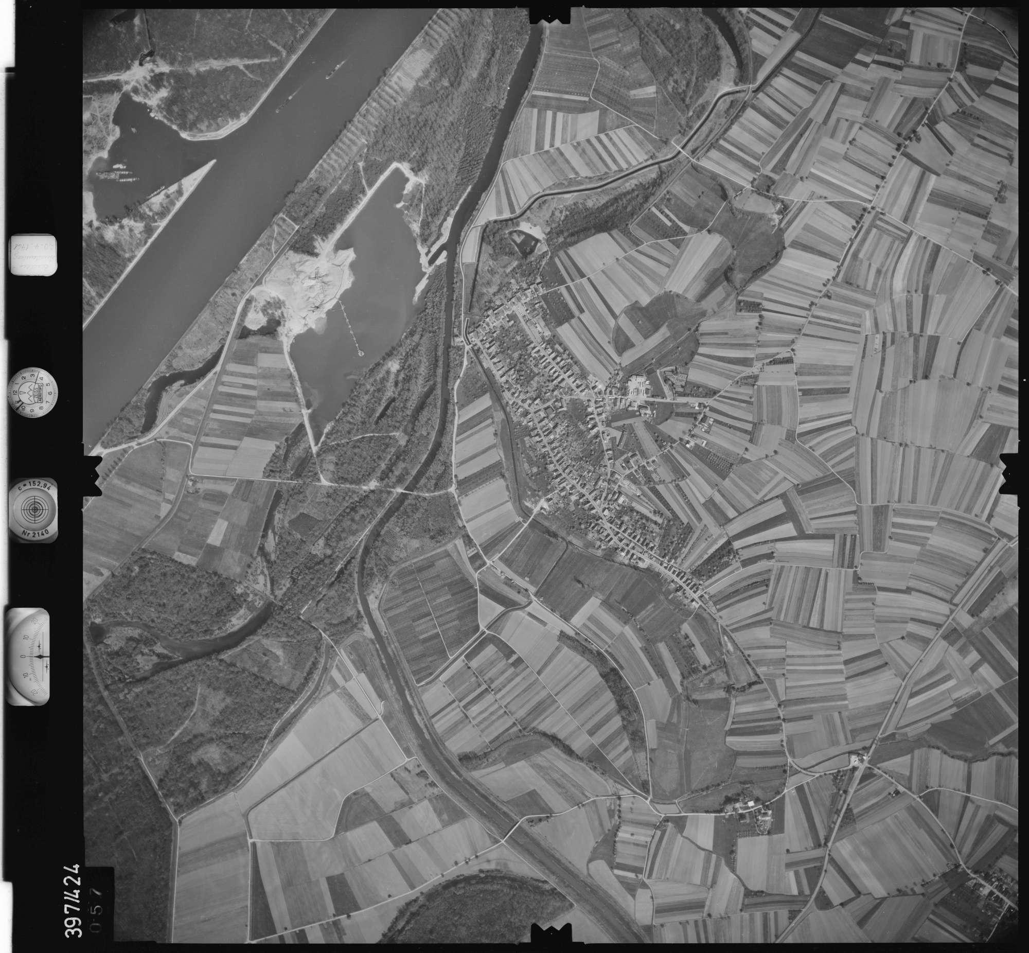 Luftbild: Film 11 Bildnr. 57, Bild 1