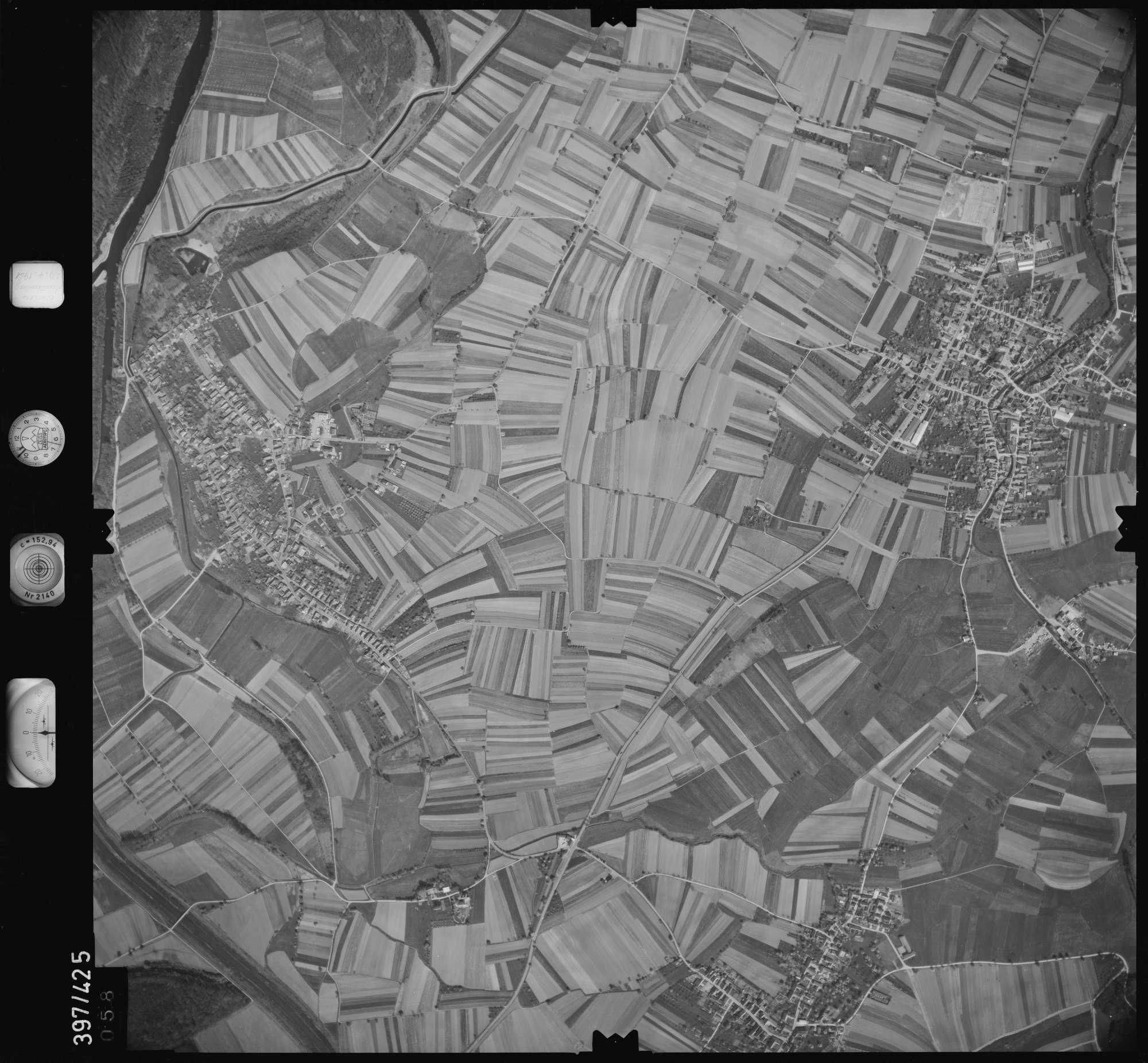 Luftbild: Film 11 Bildnr. 58, Bild 1