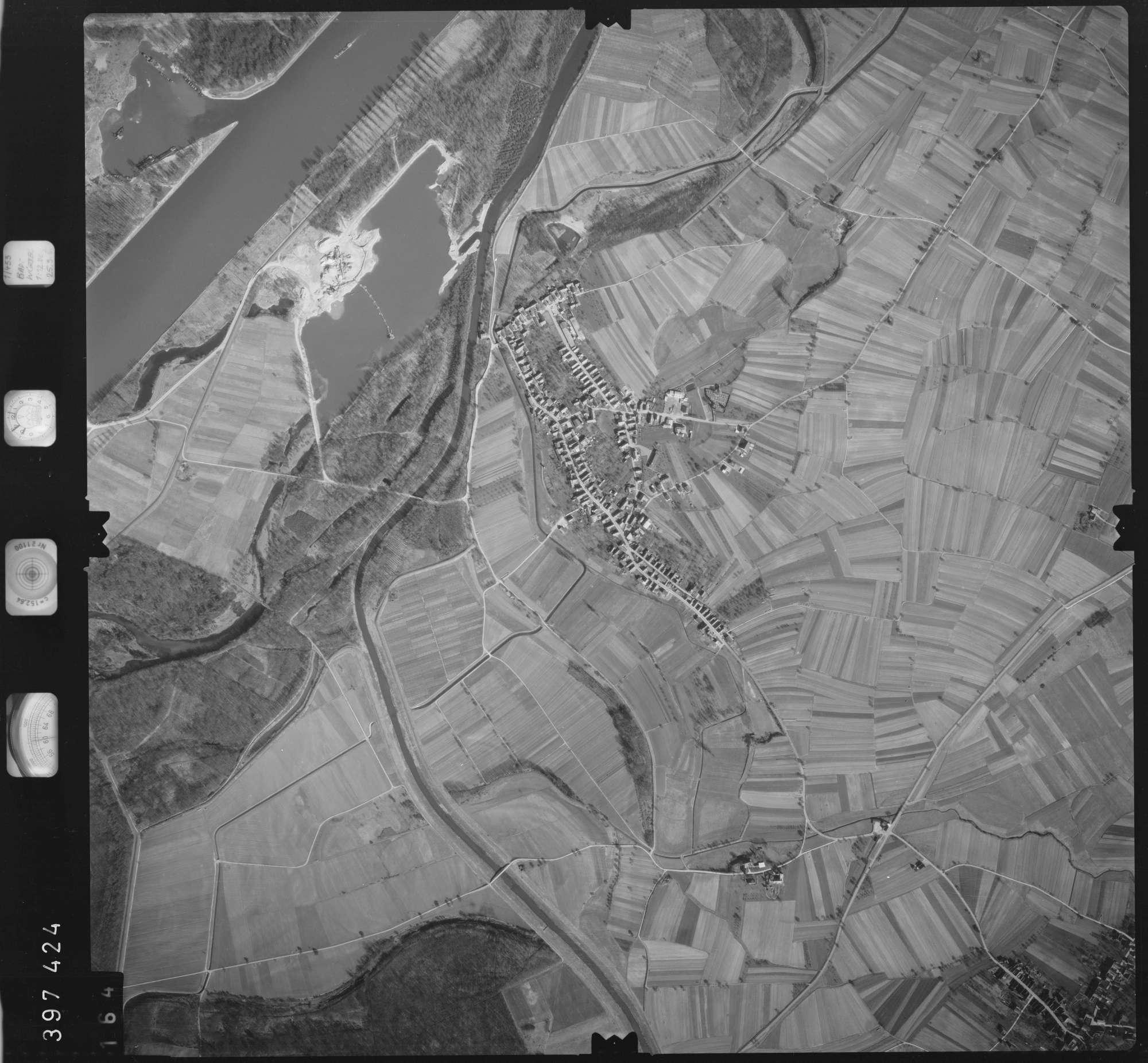 Luftbild: Film 17 Bildnr. 164, Bild 1