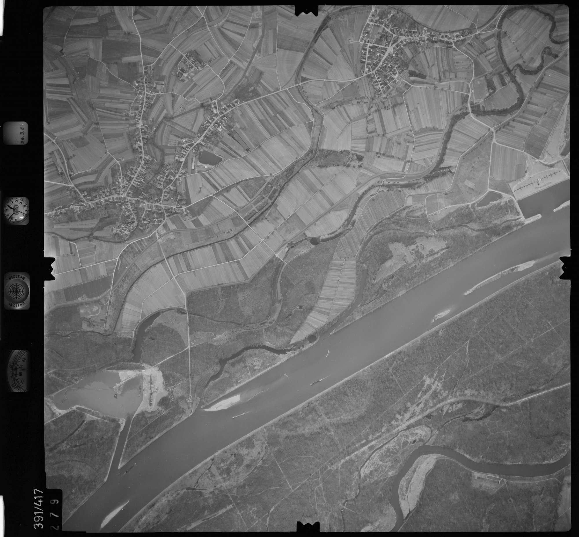 Luftbild: Film 19 Bildnr. 279, Bild 1