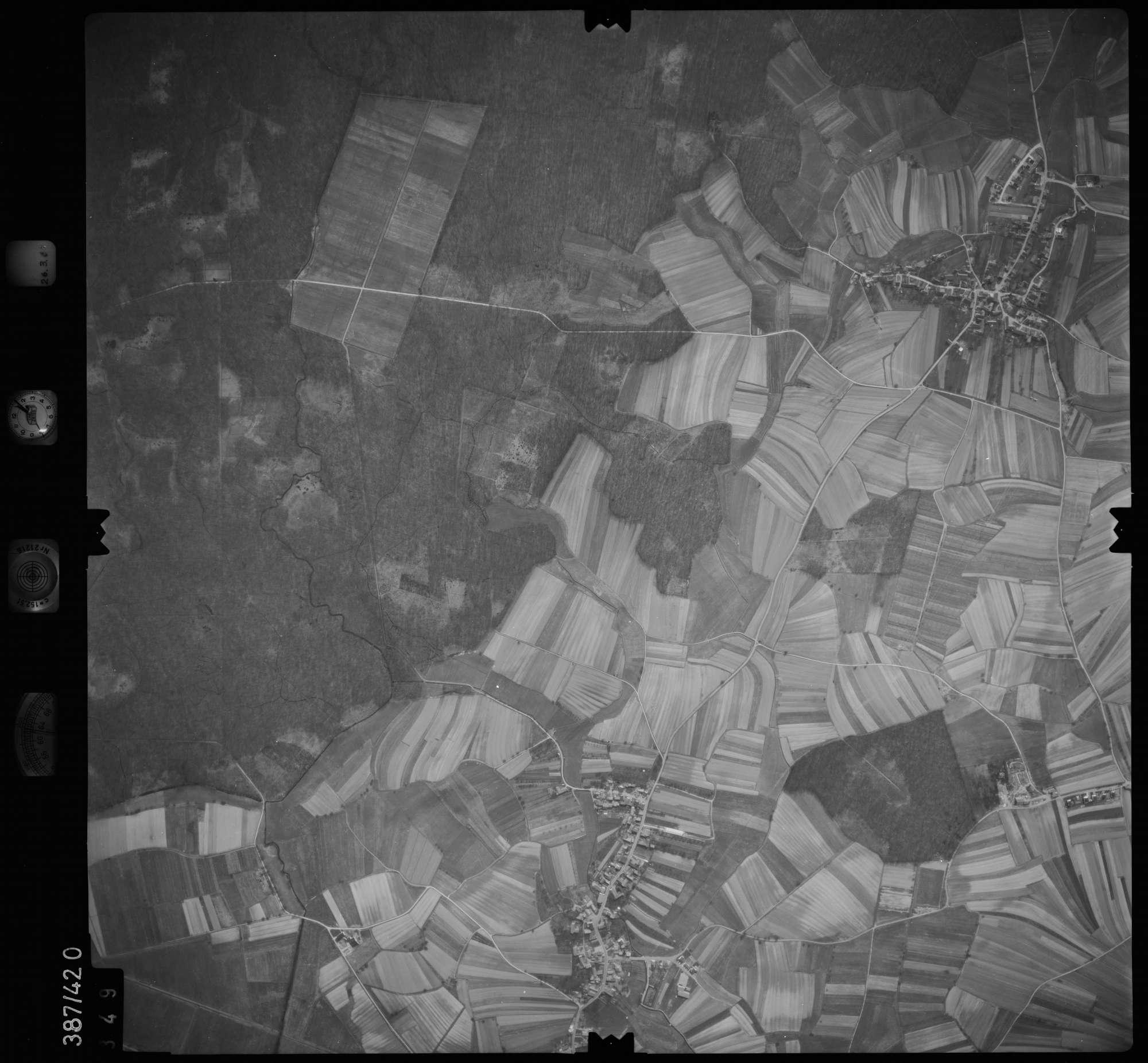 Luftbild: Film 20 Bildnr. 349, Bild 1
