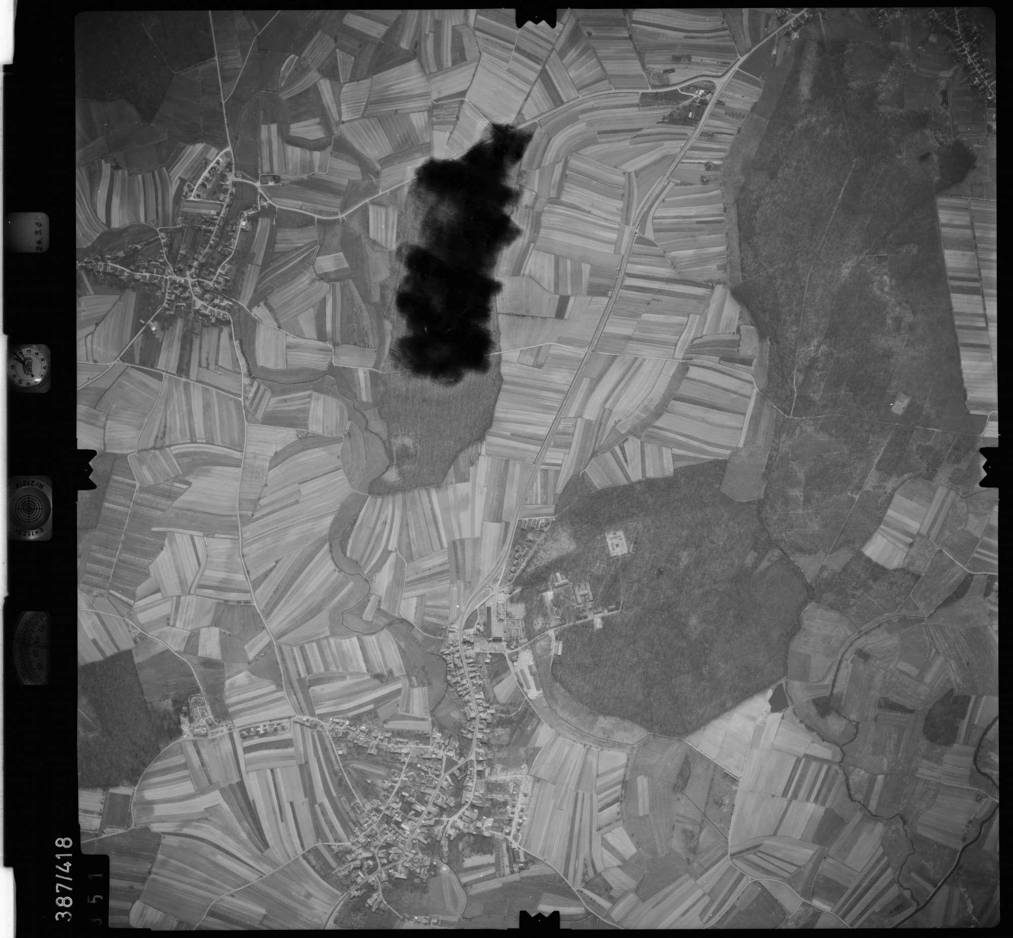 Luftbild: Film 20 Bildnr. 351, Bild 1