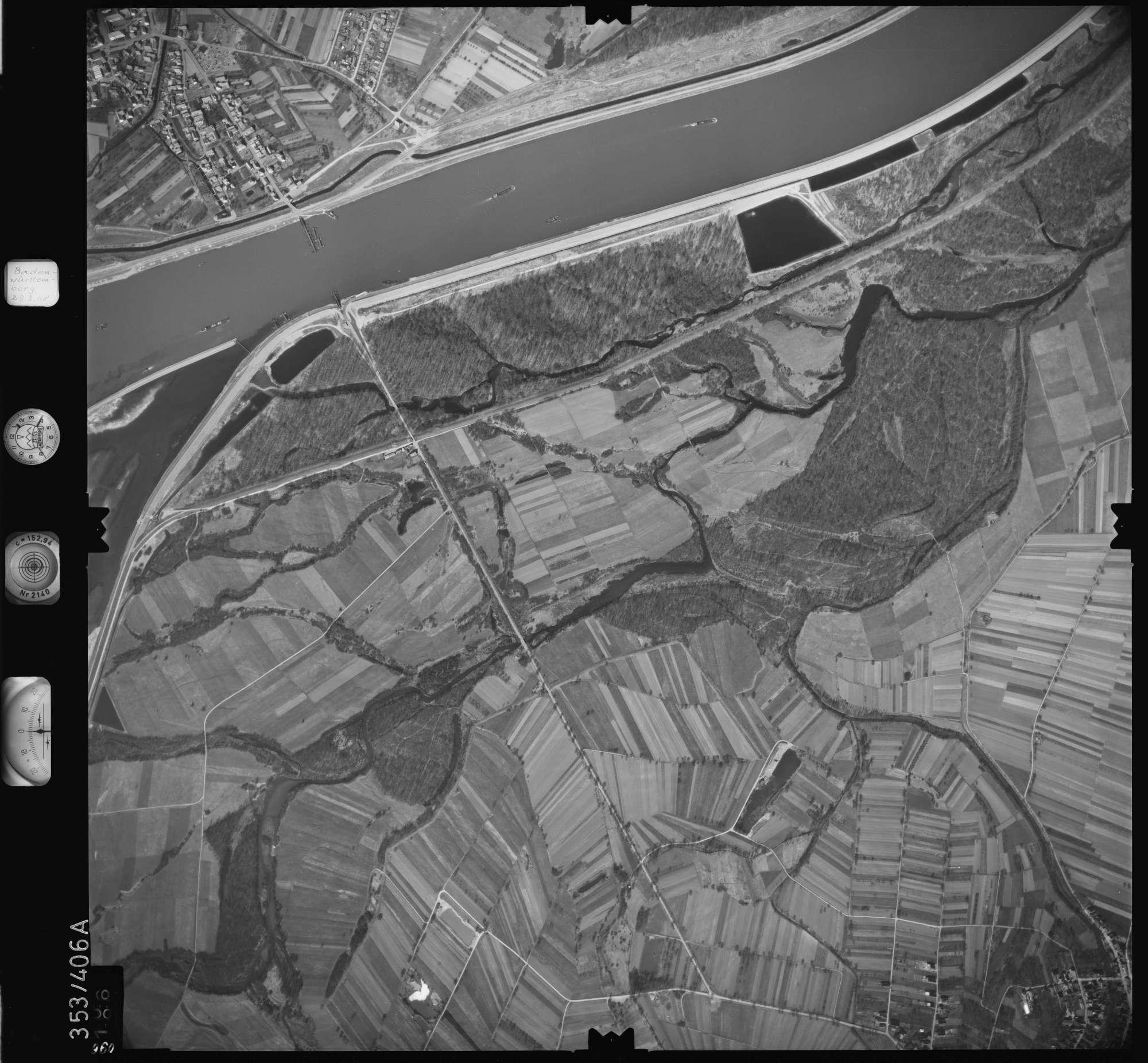Luftbild: Film 36 Bildnr. 96, Bild 1