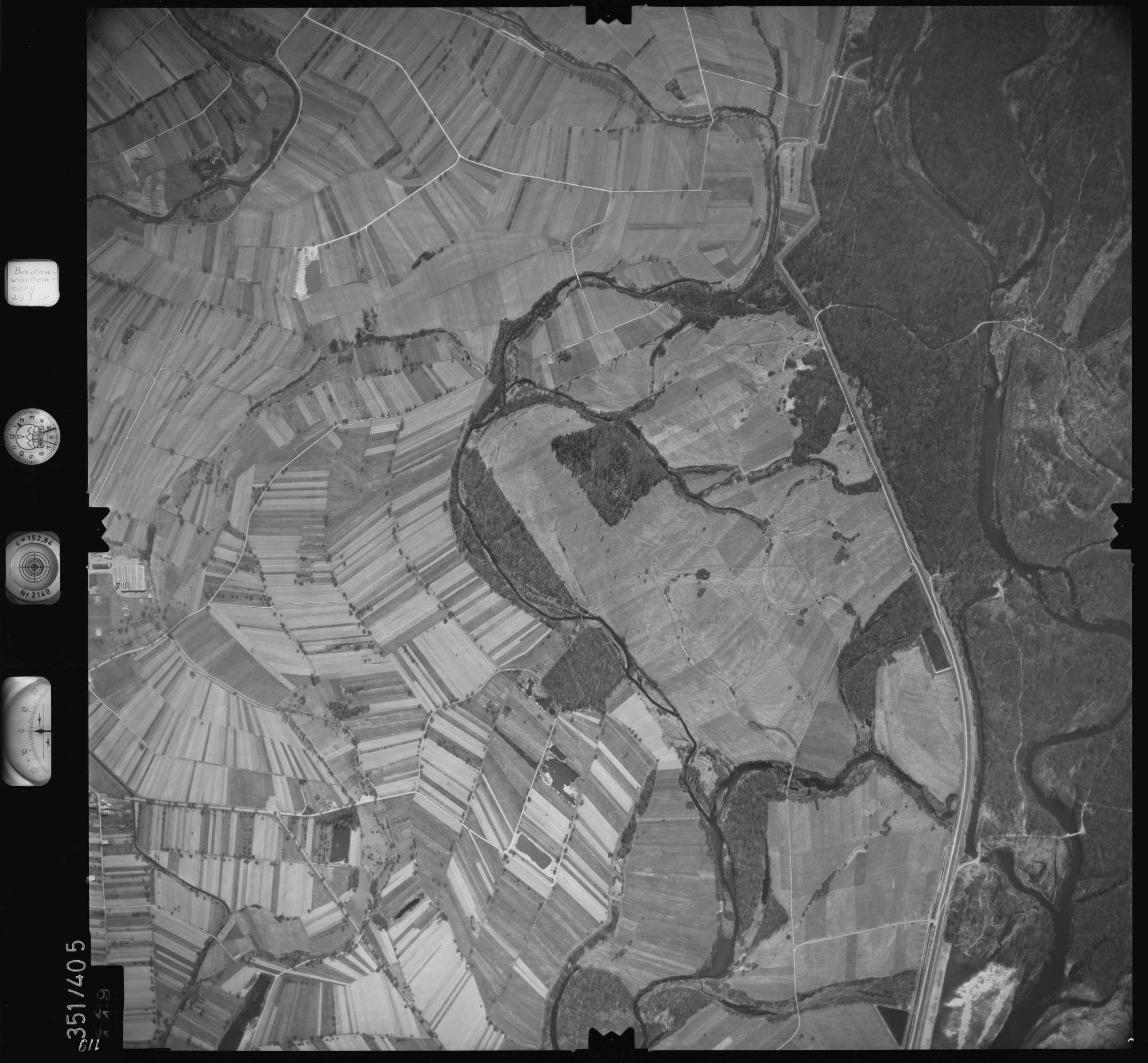 Luftbild: Film 36 Bildnr. 119, Bild 1