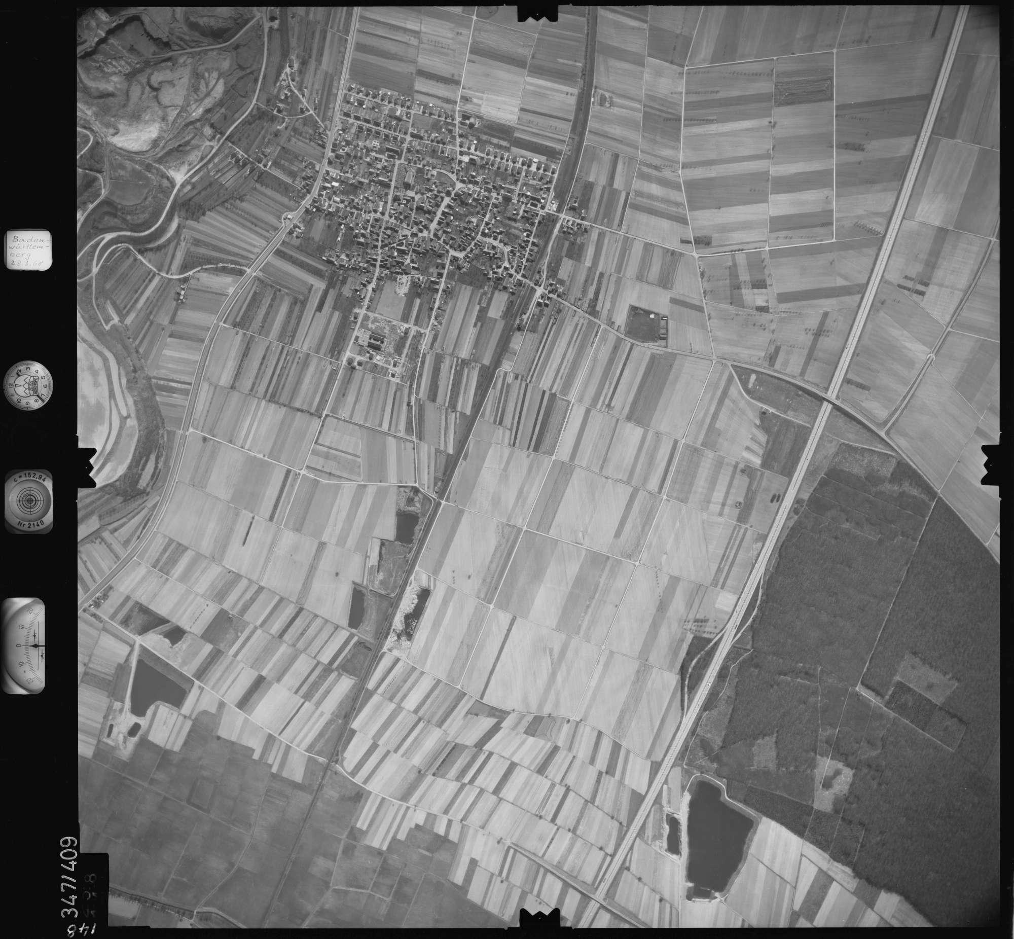 Luftbild: Film 36 Bildnr. 148, Bild 1