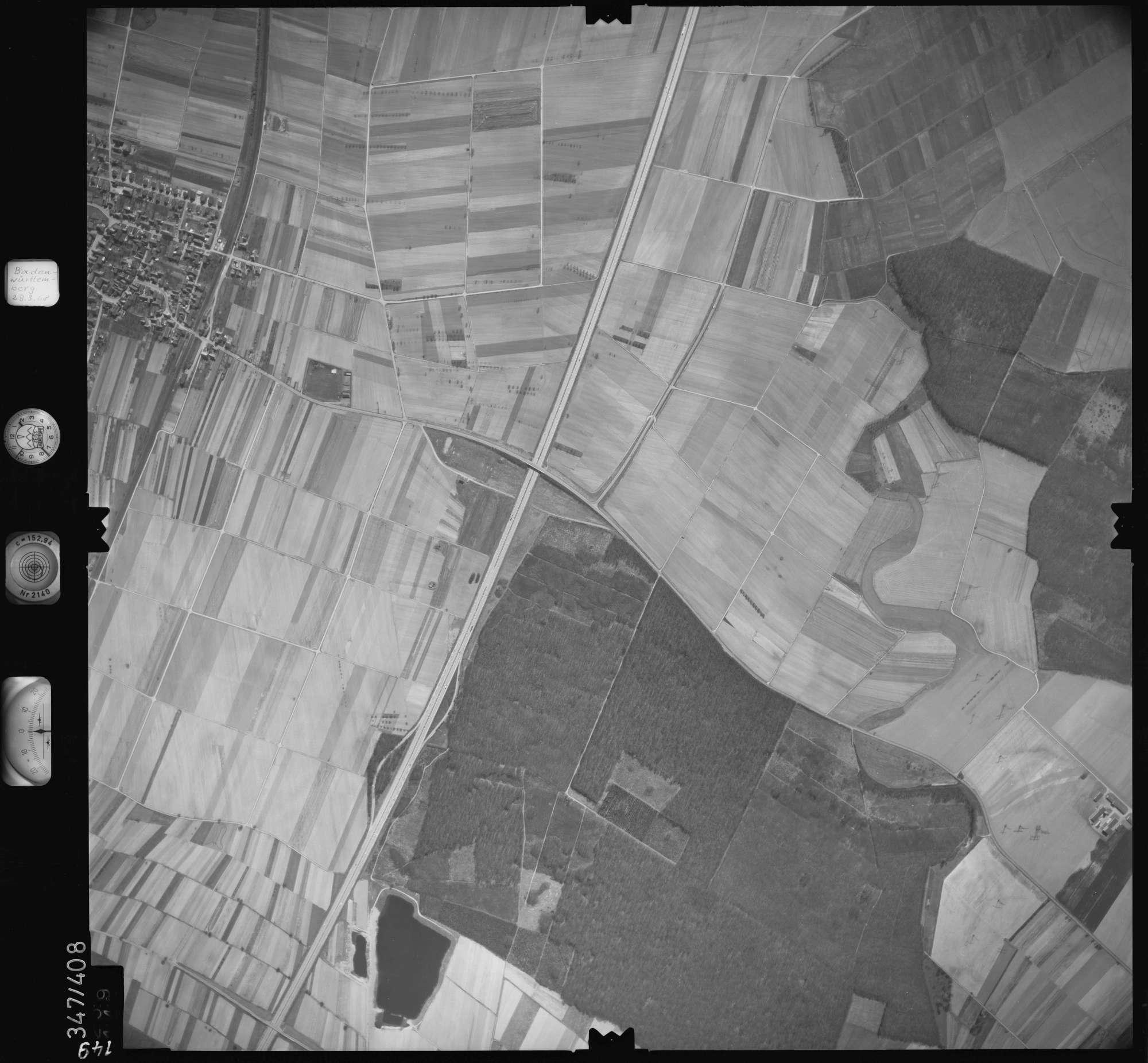 Luftbild: Film 36 Bildnr. 149, Bild 1