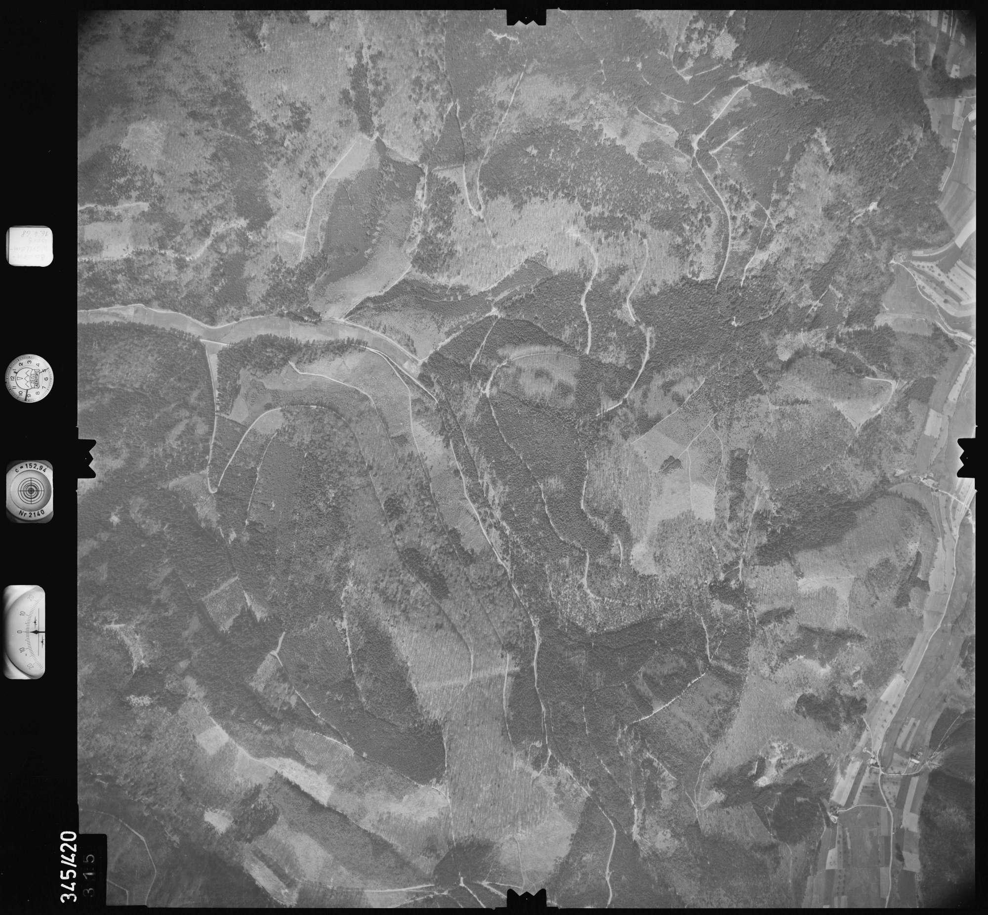 Luftbild: Film 89 Bildnr. 315, Bild 1