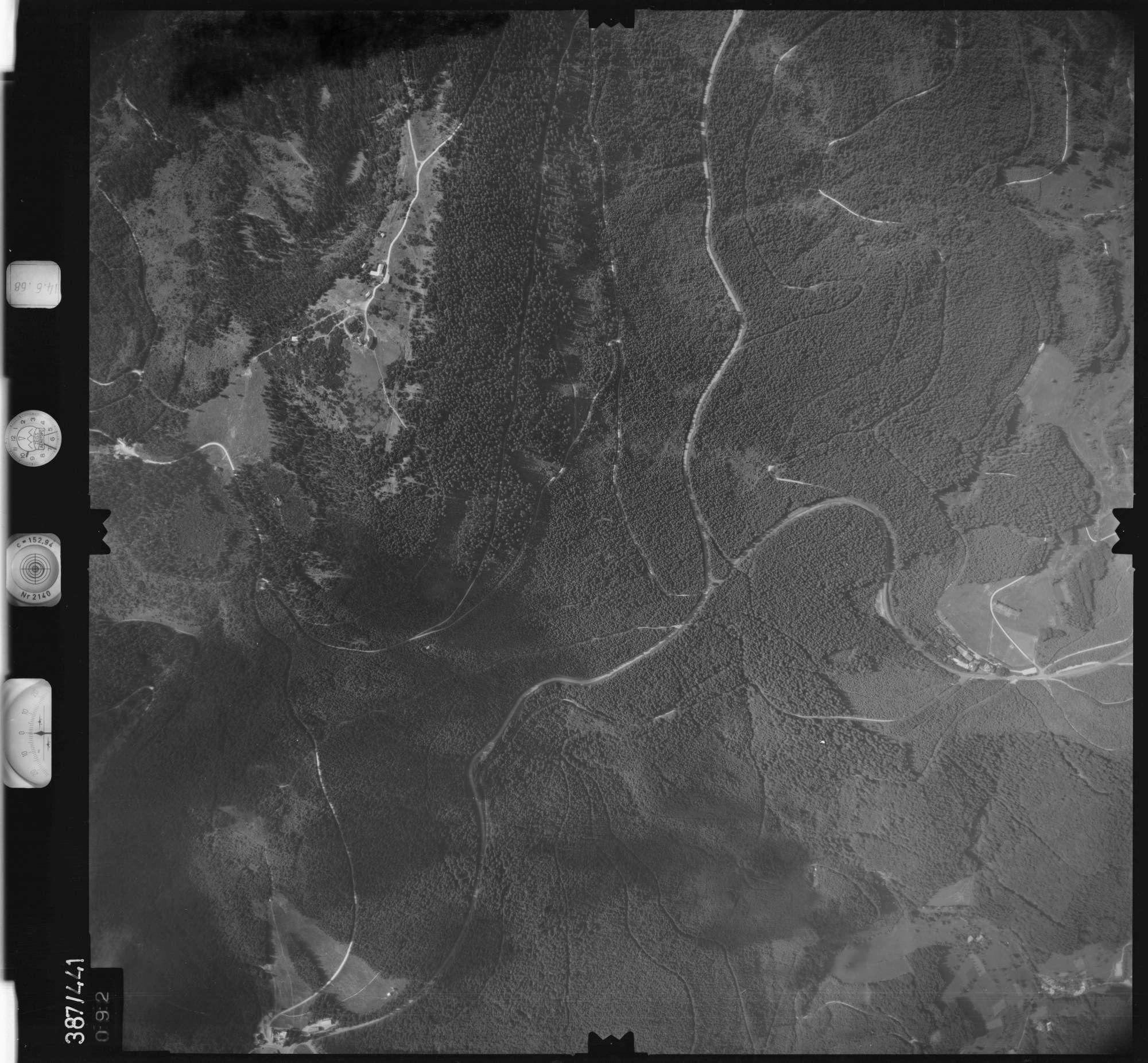 Luftbild: Film 21 Bildnr. 92, Bild 1