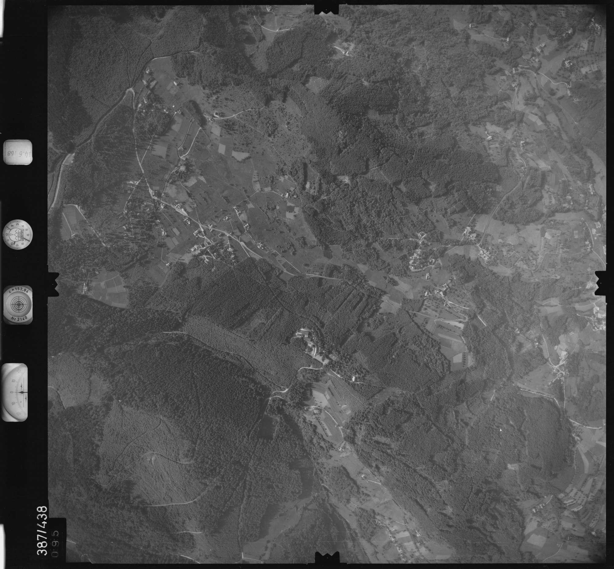 Luftbild: Film 21 Bildnr. 95, Bild 1