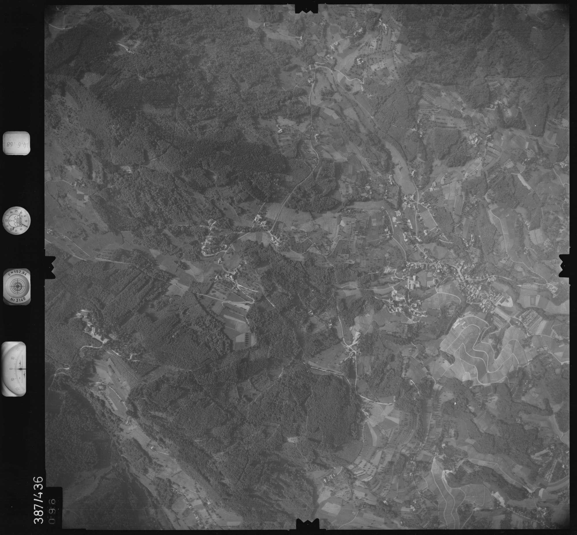 Luftbild: Film 21 Bildnr. 96, Bild 1