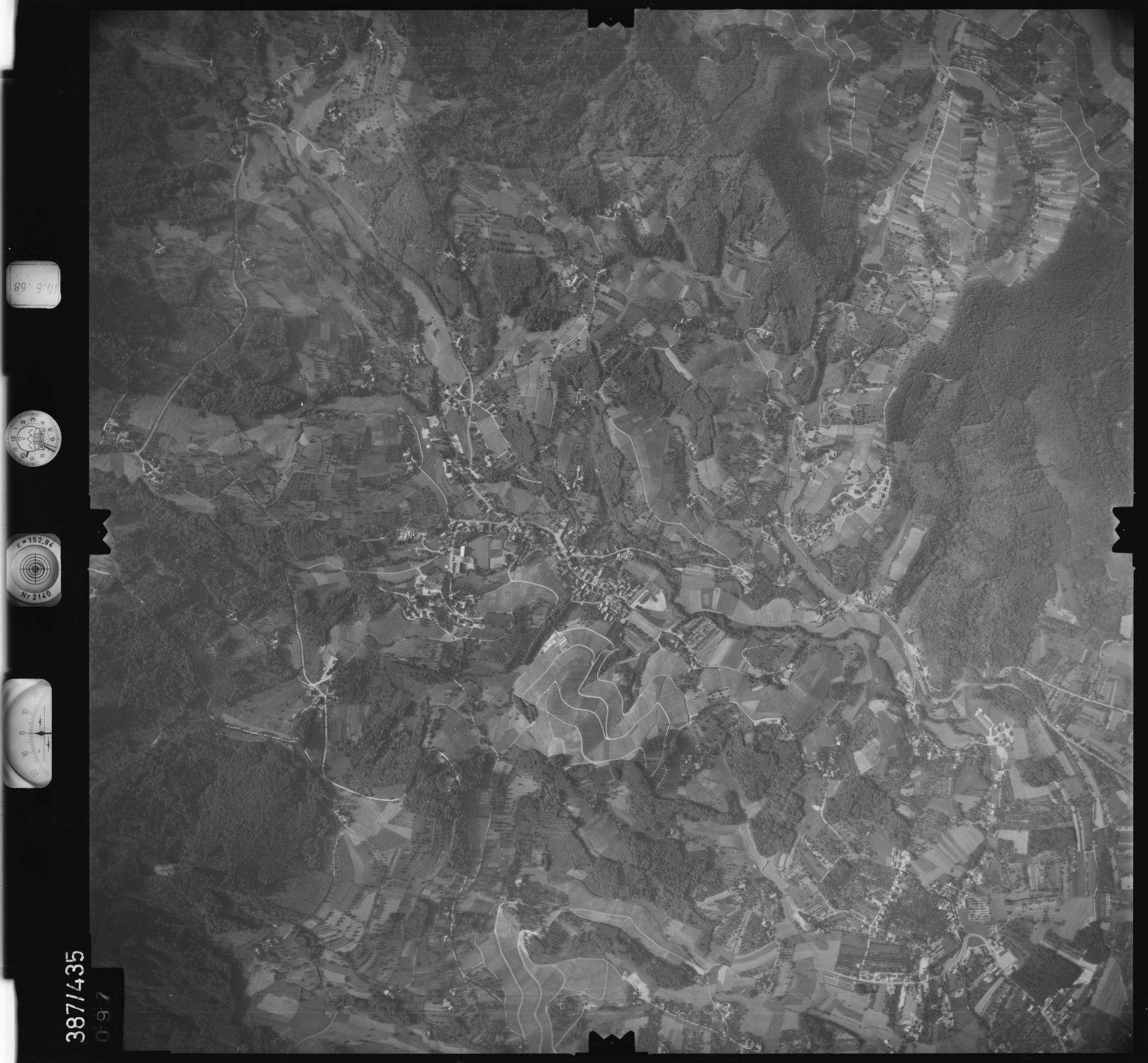 Luftbild: Film 21 Bildnr. 97, Bild 1