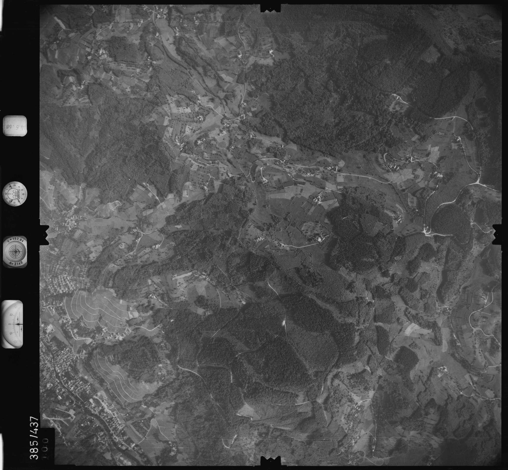 Luftbild: Film 21 Bildnr. 100, Bild 1