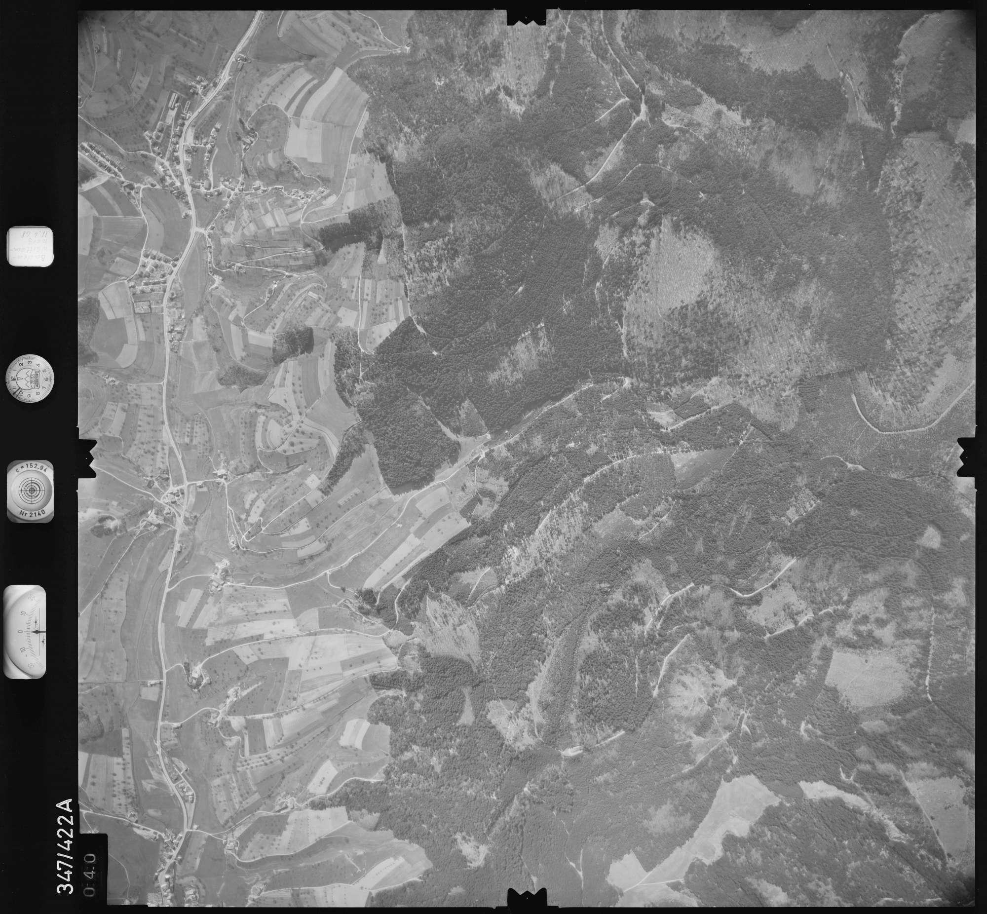 Luftbild: Film 37 Bildnr. 40, Bild 1