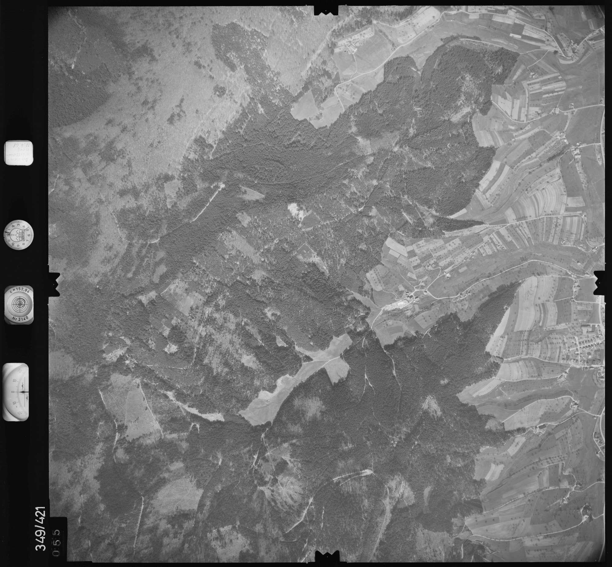 Luftbild: Film 37 Bildnr. 55, Bild 1