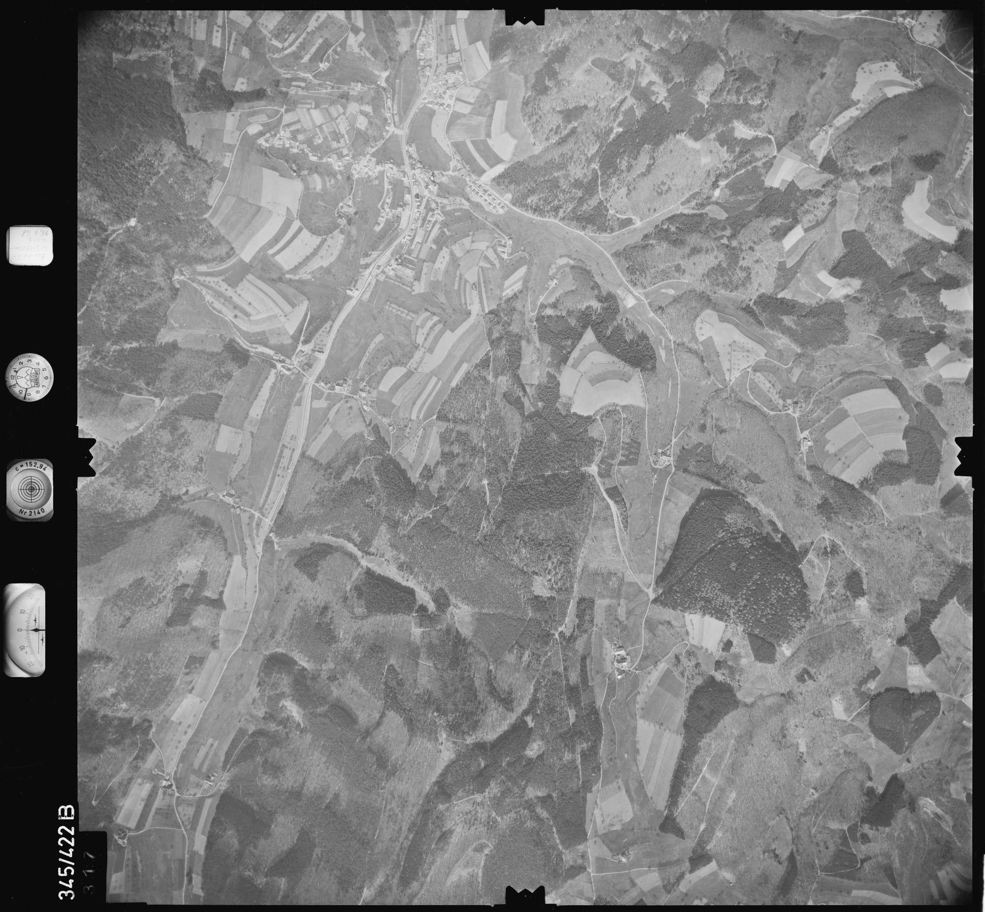 Luftbild: Film 89 Bildnr. 317, Bild 1