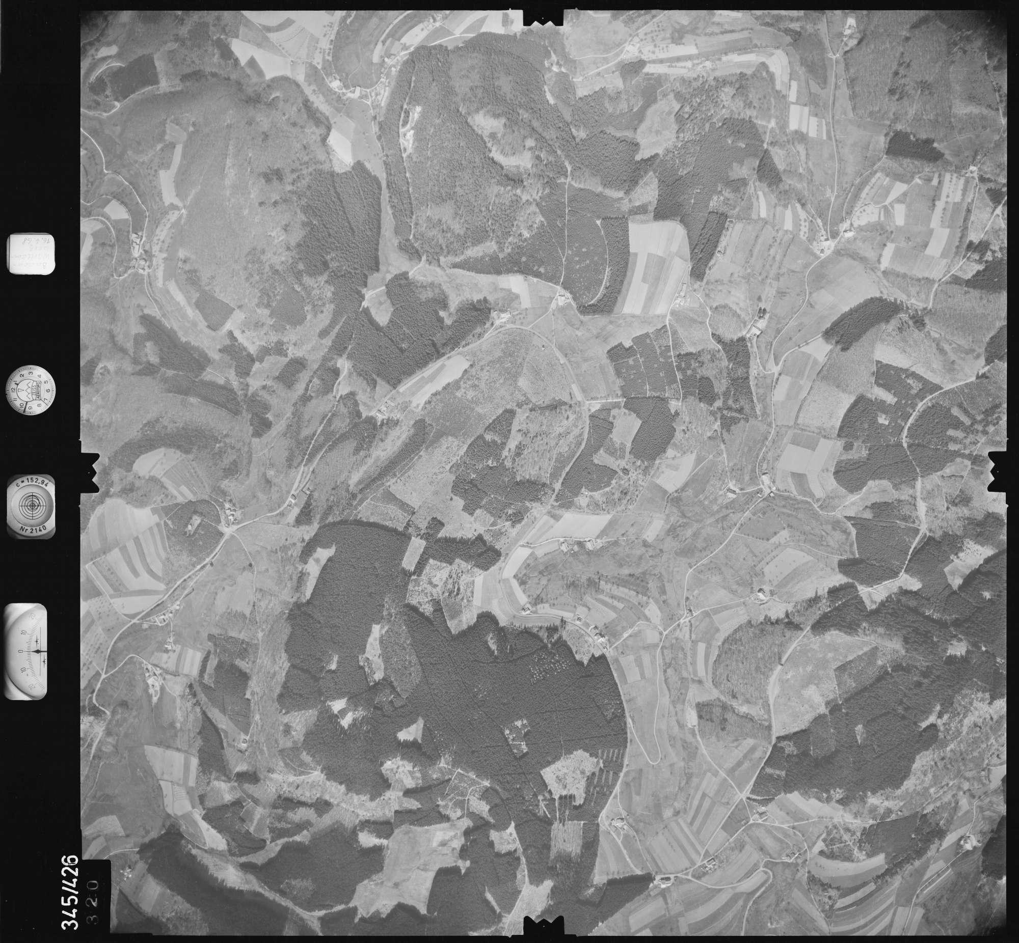 Luftbild: Film 89 Bildnr. 320, Bild 1