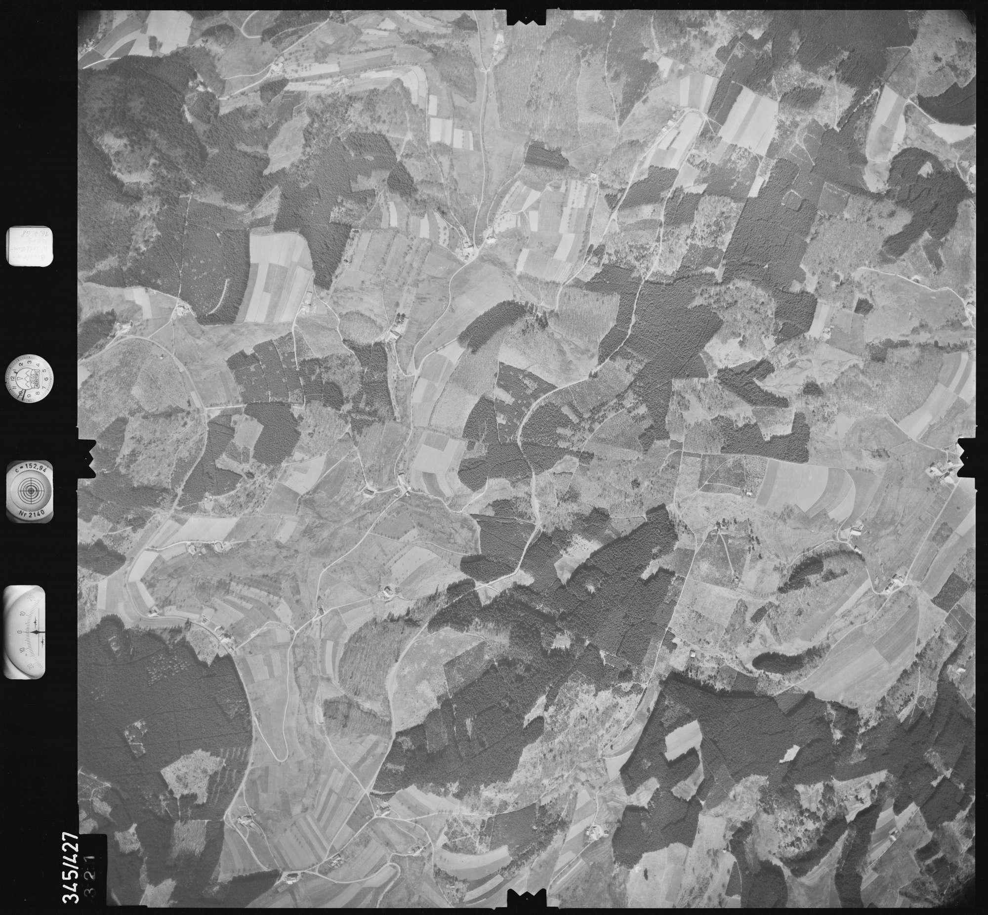 Luftbild: Film 89 Bildnr. 321, Bild 1