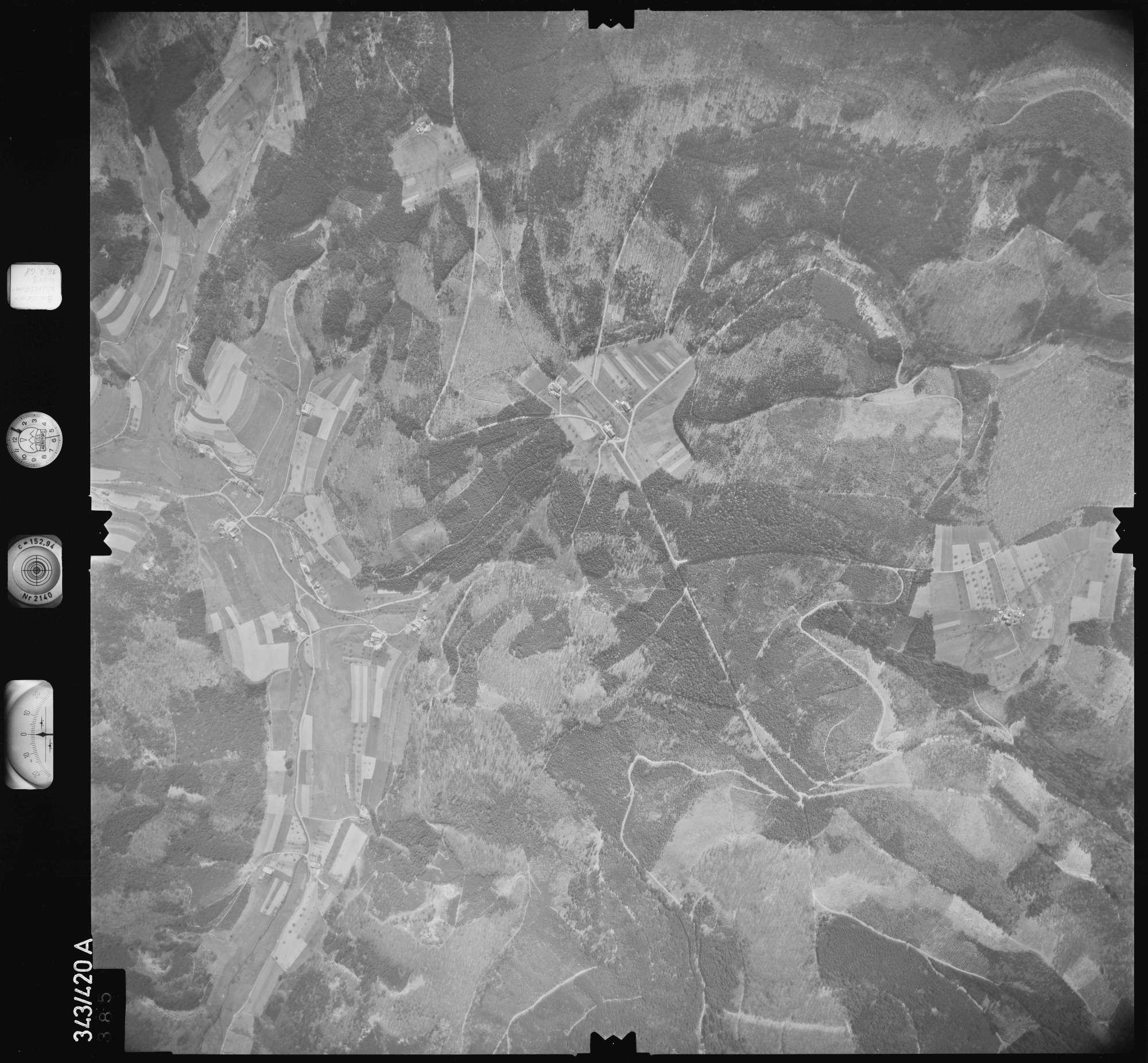 Luftbild: Film 89 Bildnr. 385, Bild 1