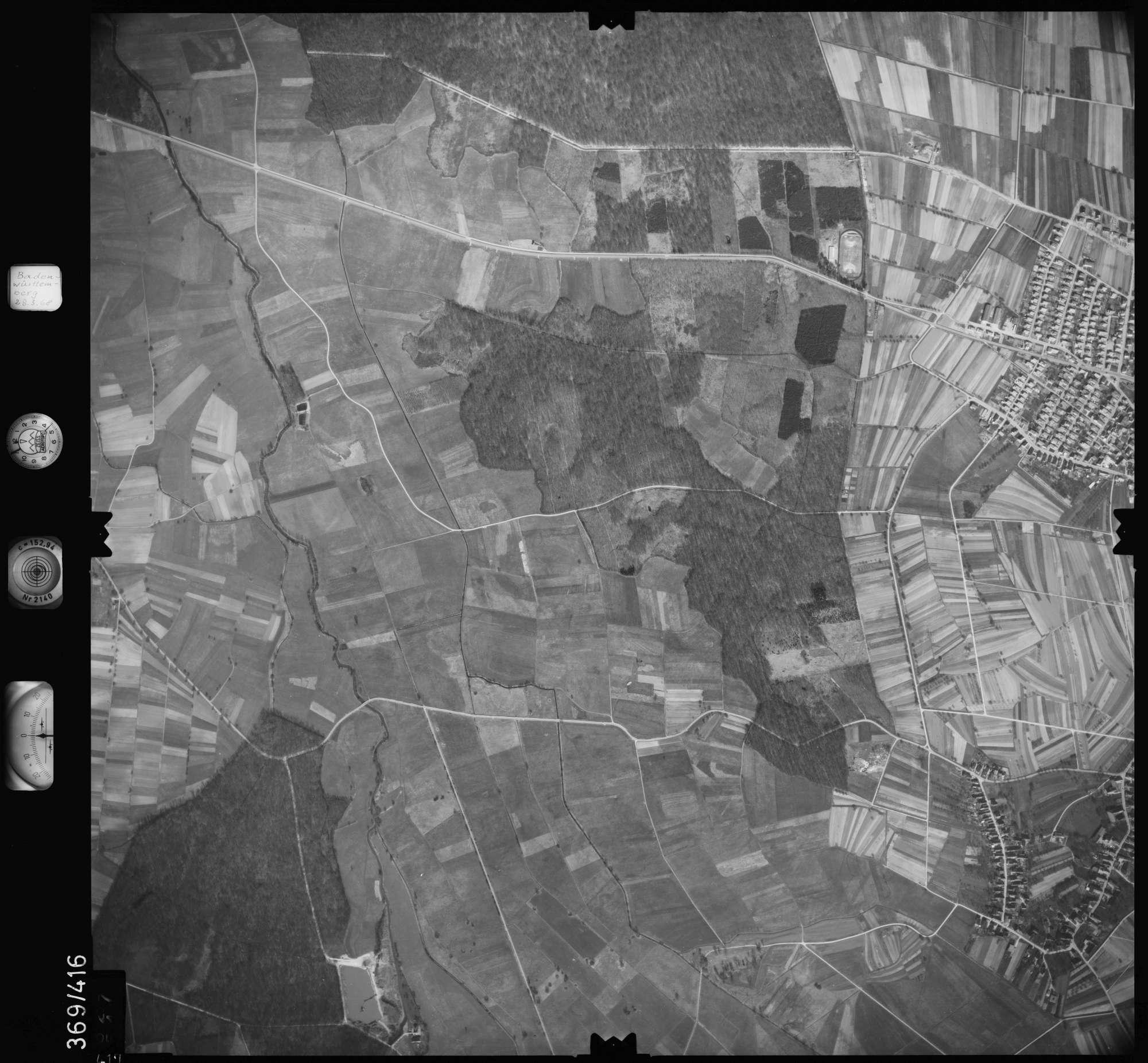 Luftbild: Film 28 Bildnr. 417, Bild 1