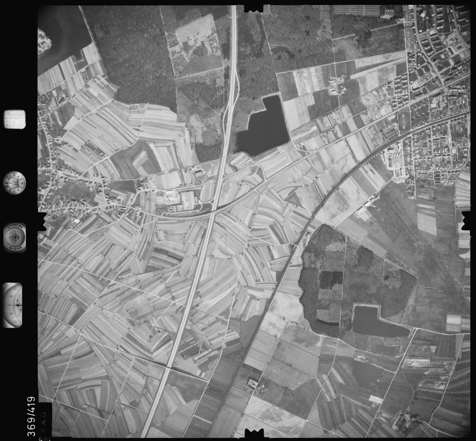 Luftbild: Film 28 Bildnr. 420, Bild 1