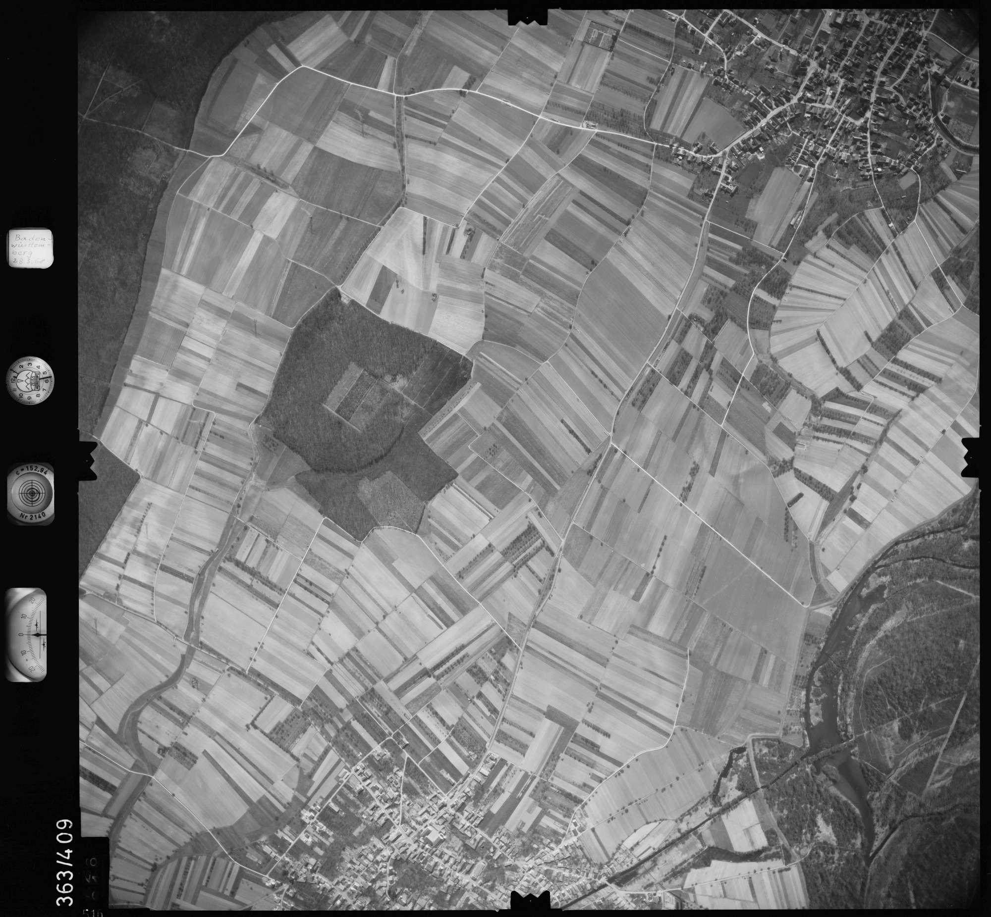 Luftbild: Film 28 Bildnr. 516, Bild 1
