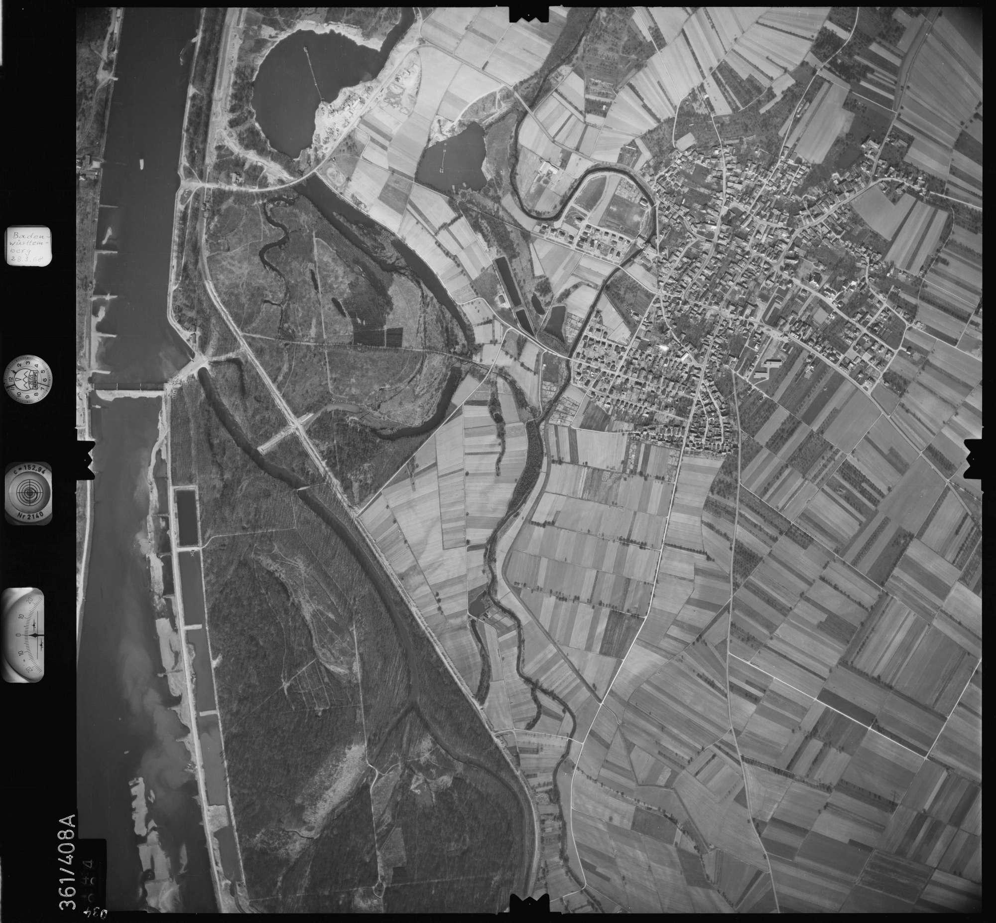 Luftbild: Film 36 Bildnr. 34, Bild 1