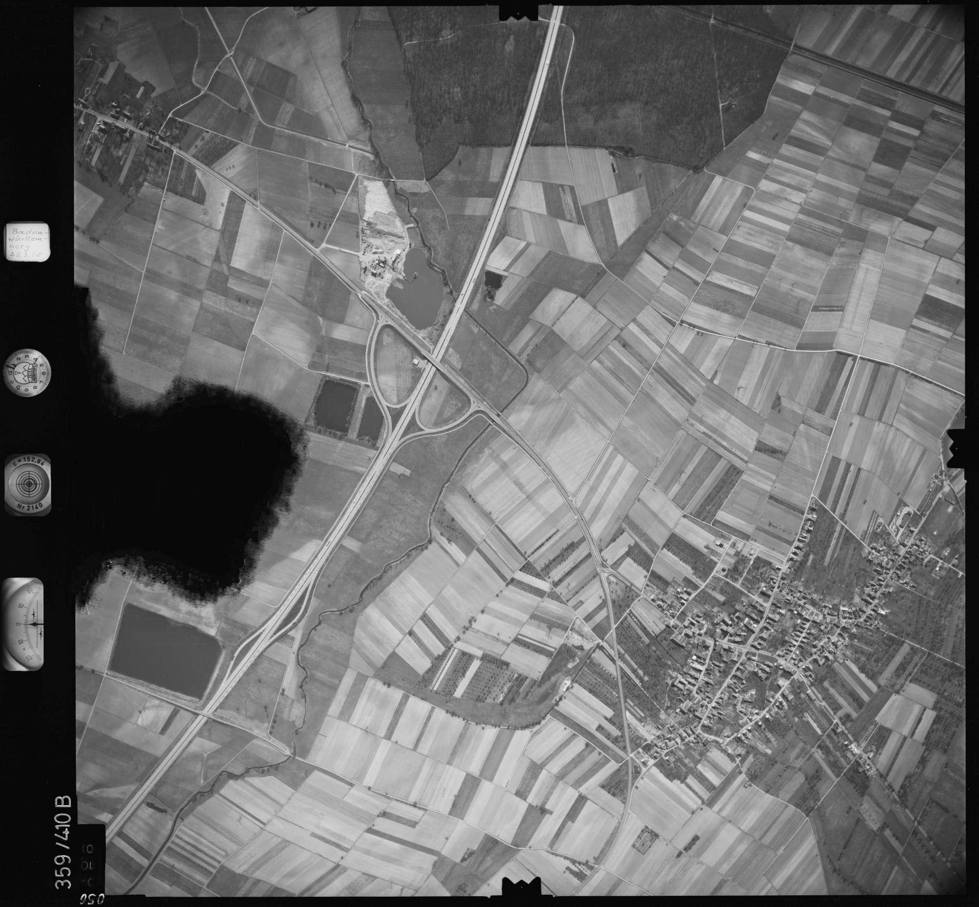 Luftbild: Film 36 Bildnr. 56, Bild 1