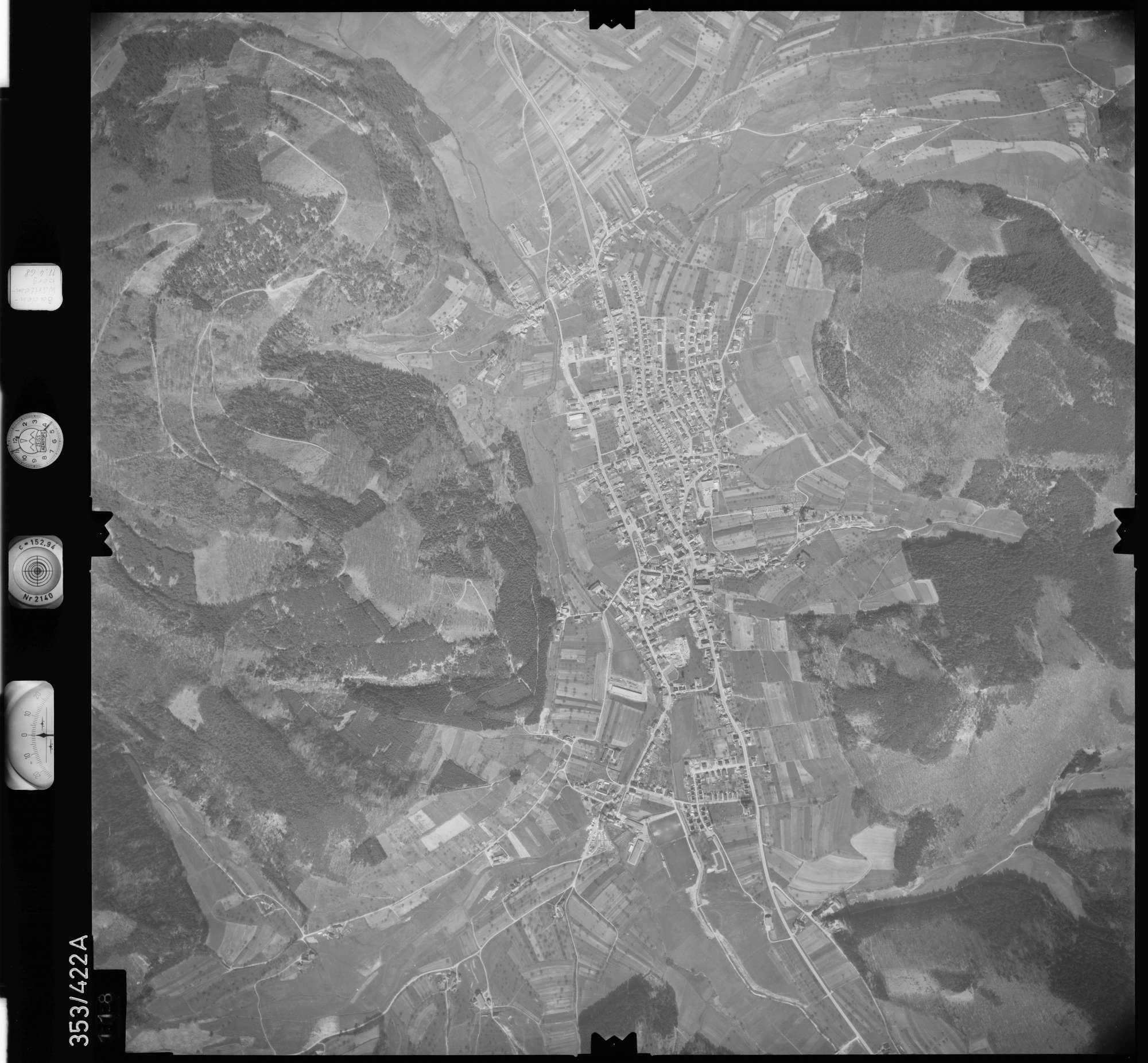Luftbild: Film 37 Bildnr. 118, Bild 1