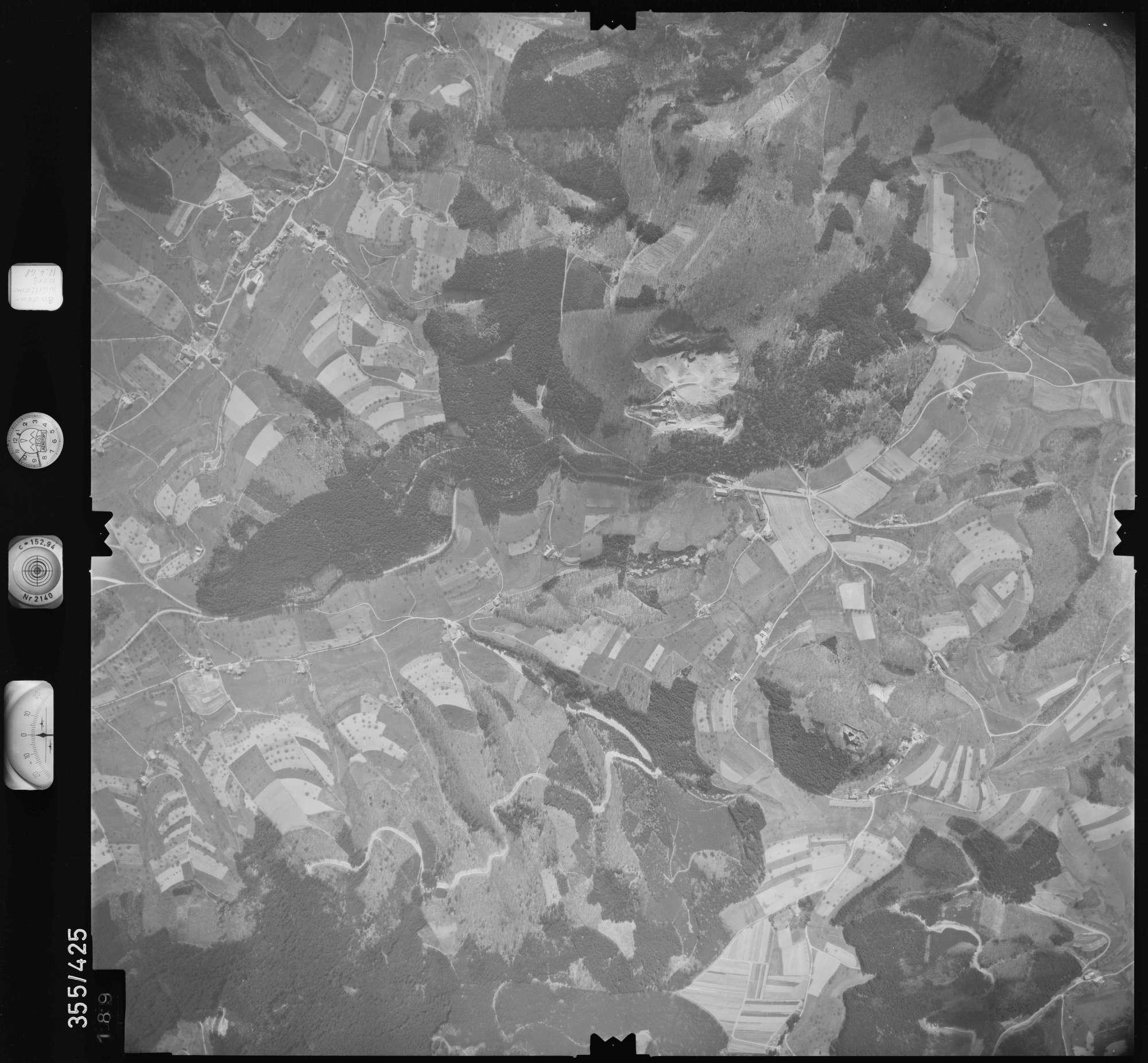 Luftbild: Film 37 Bildnr. 189, Bild 1